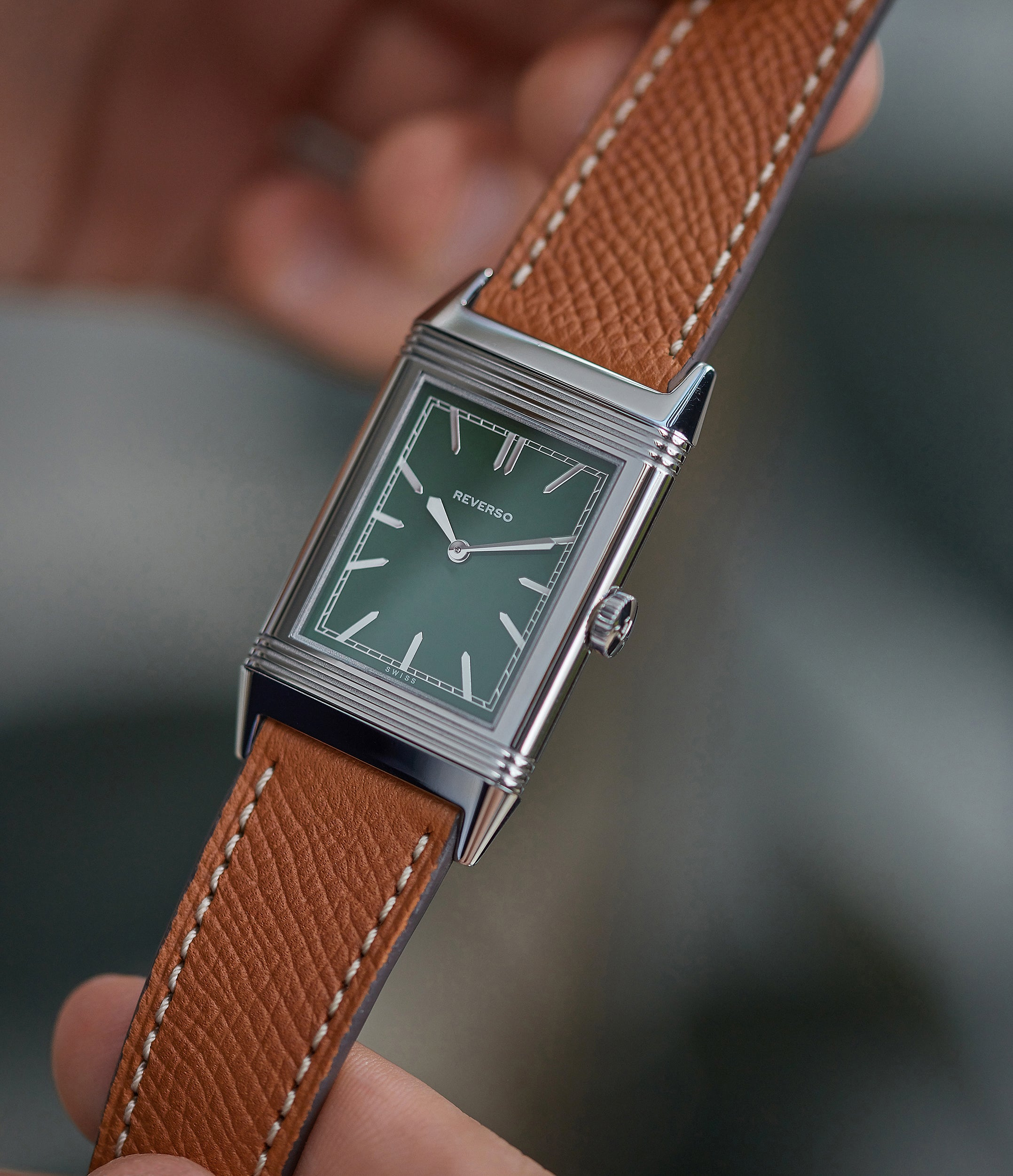 buy Jaeger-LeCoultre Grand Reverso 1931 Green London Flagship Edition pre-owned