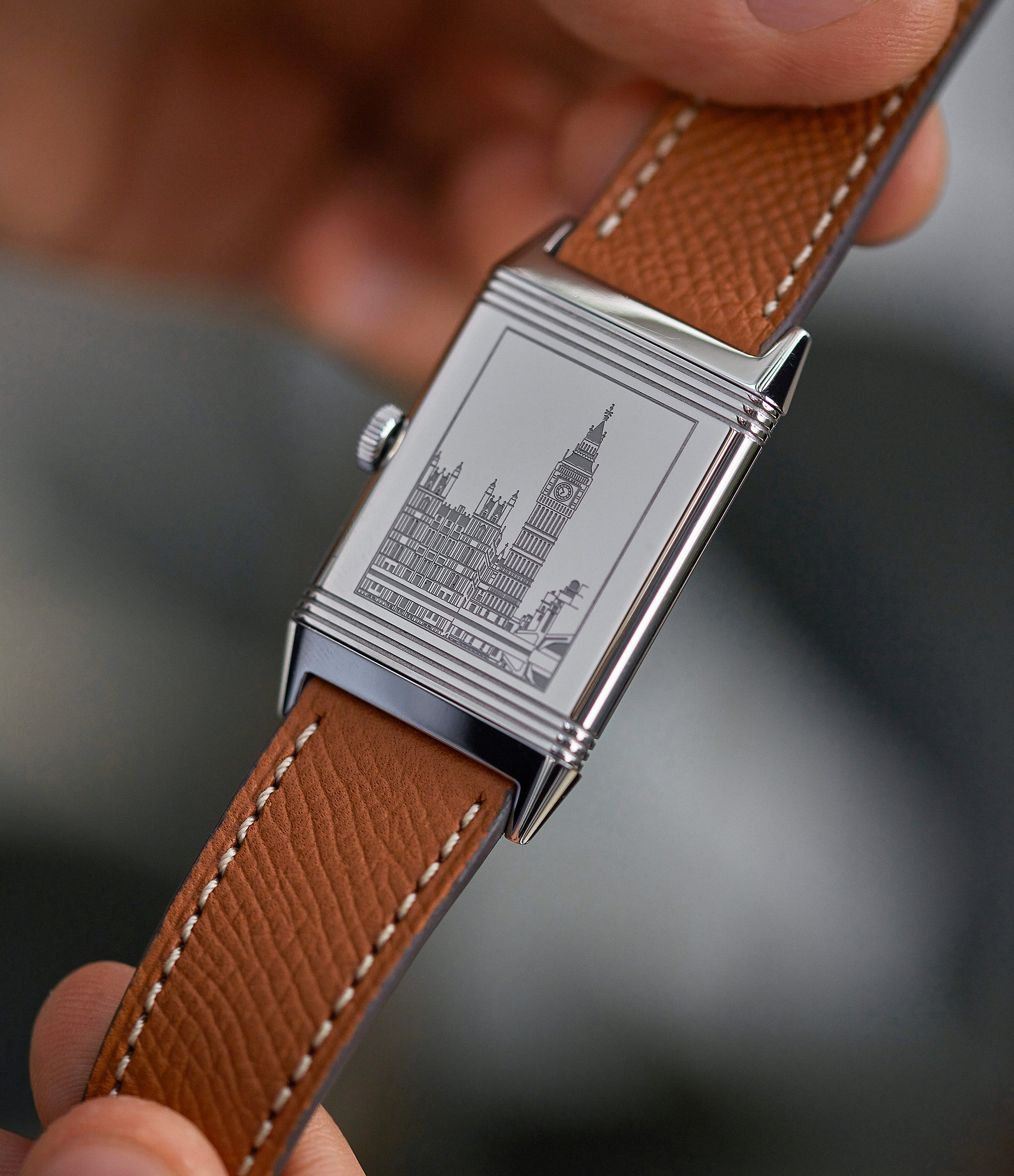 buy engraved limited edition Jaeger-LeCoultre Grand Reverso 1931 Green London Flagship Edition