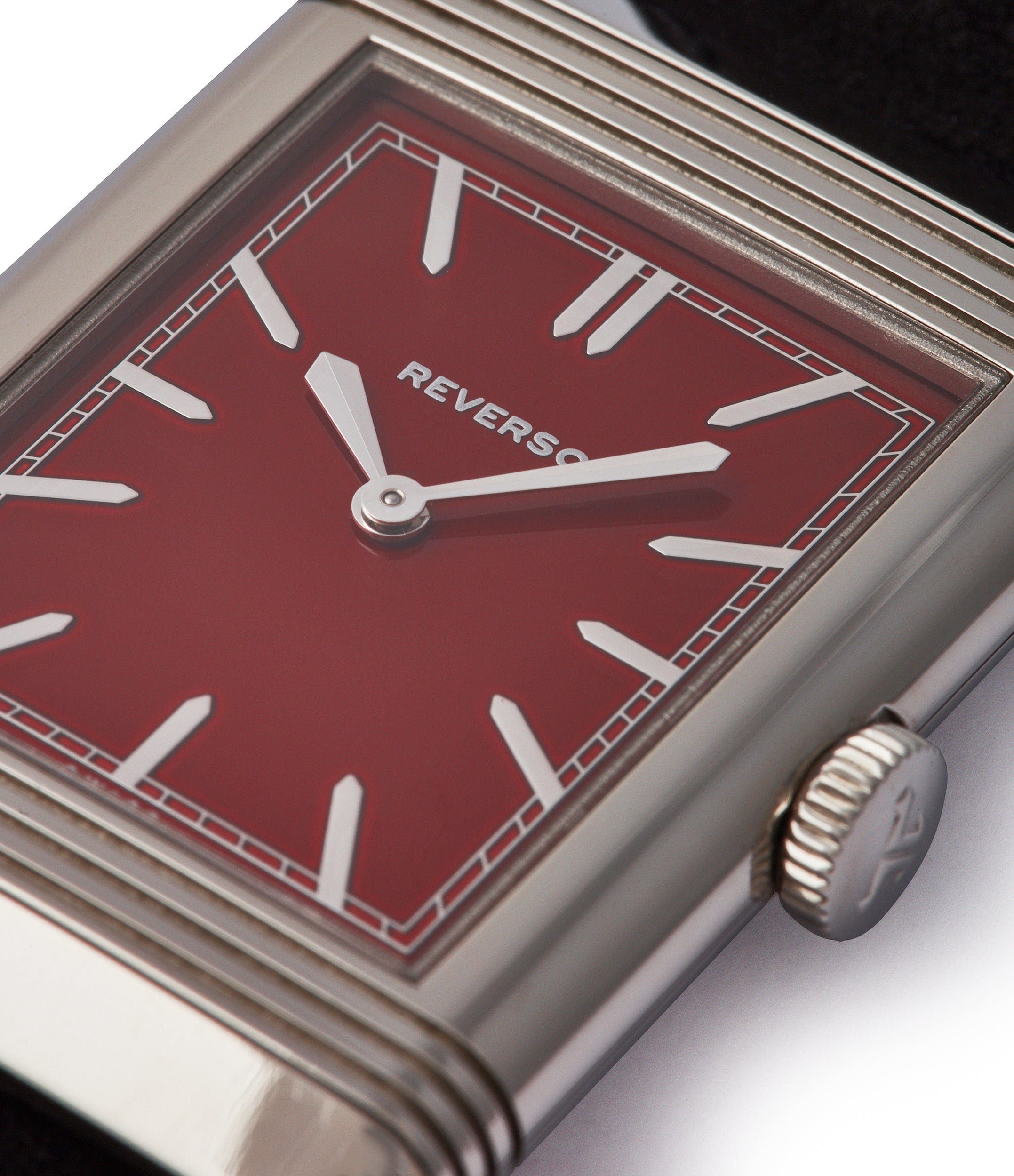 Grand Reverso 1931 'Rouge' Edition | JLQ278856J | steel