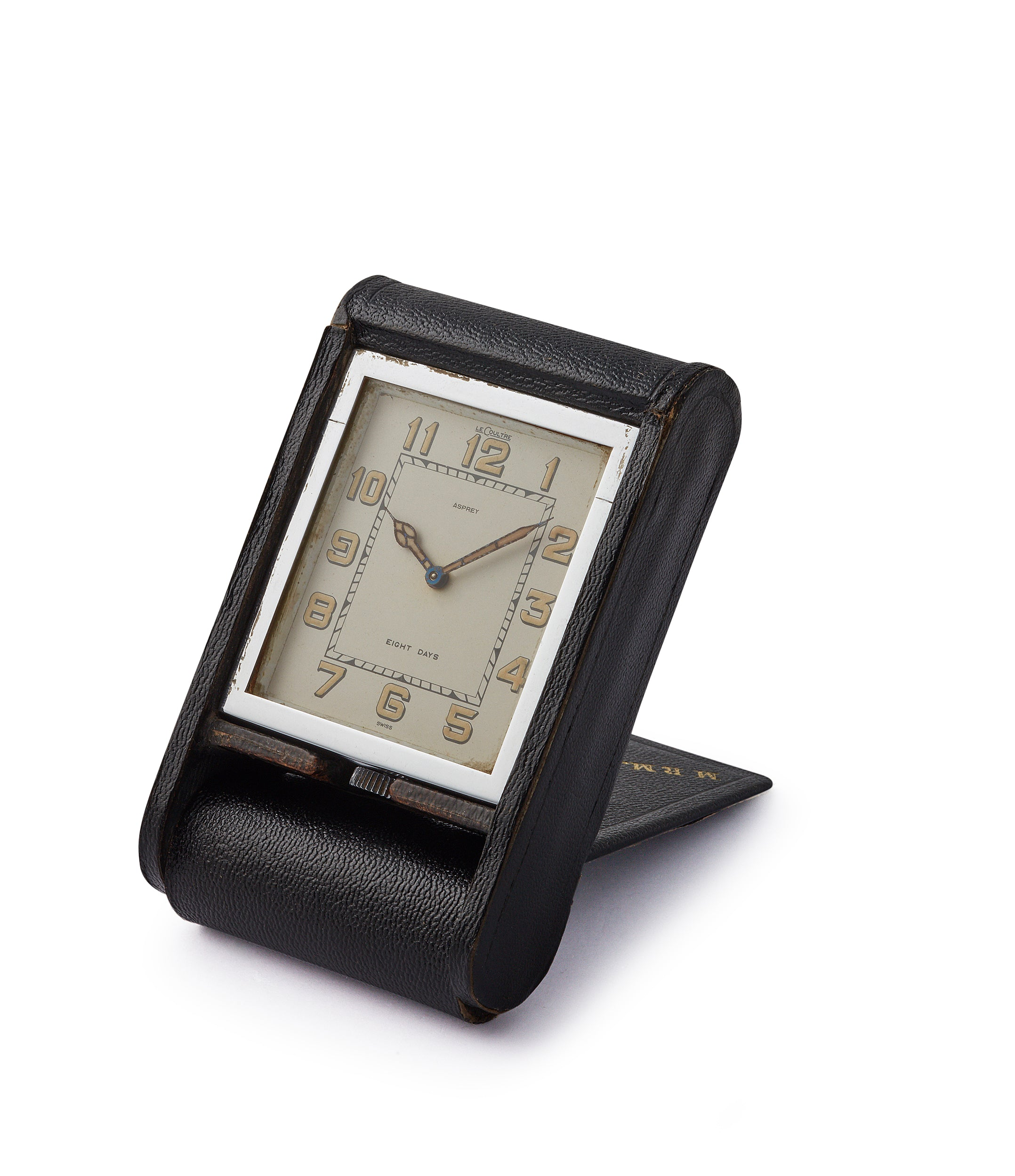 Asprey Travel Clock | 8 Day