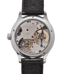LF 229.01 Laurent Ferrier Galet Micro-rotor 40 mm platinum time-only dress watch from independent watchmaker for sale online at A Collected Man London UK specialist of rare watches