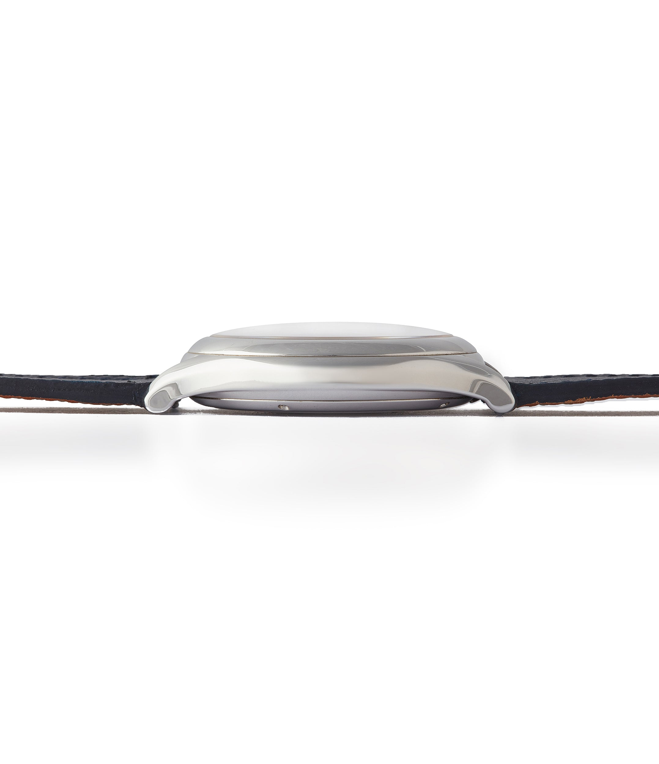 collect limited edition platinum Laurent Ferrier Galet Micro-rotor white enamel dial limited edition dress watch sale A Collected Man London UK specialist of independent watchmakers