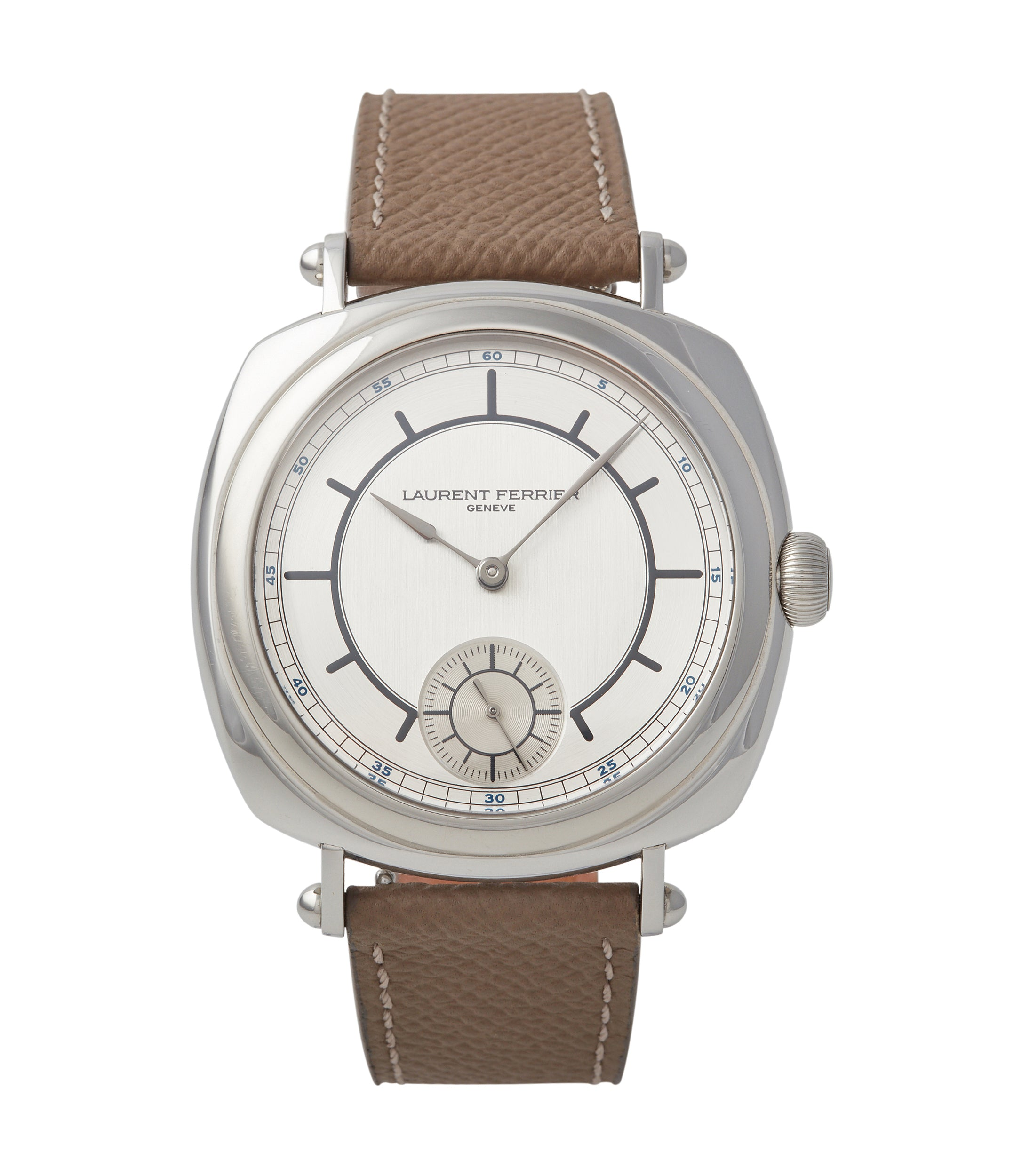 Galet Square - Only Watch 2015 | steel