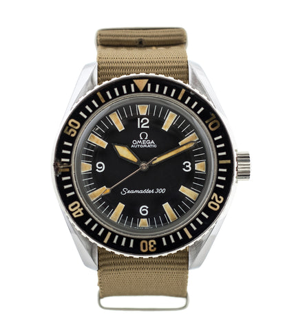buy Omega Seamaster 300 165024 steel vintage time-only watch for sale online at WATCH XCHANGE London