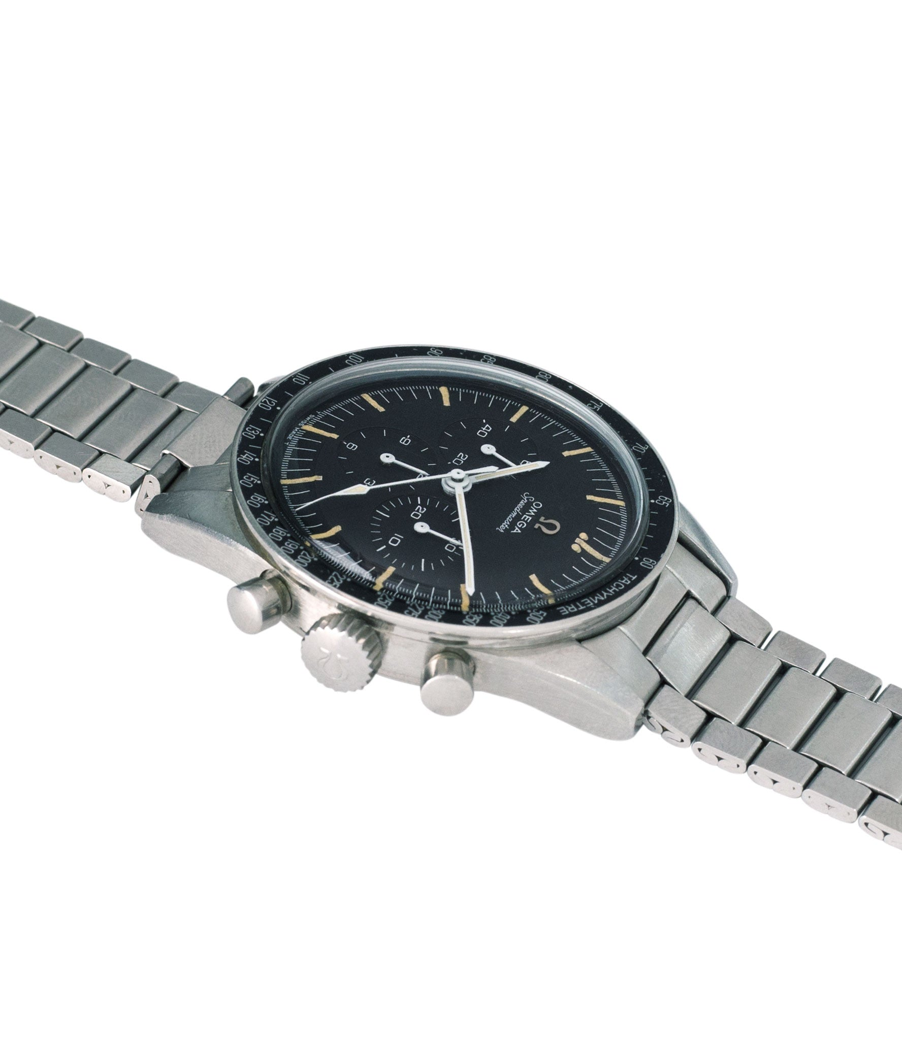 Speedmaster | Pre-Professional Ed White | 105.003-65 | steel