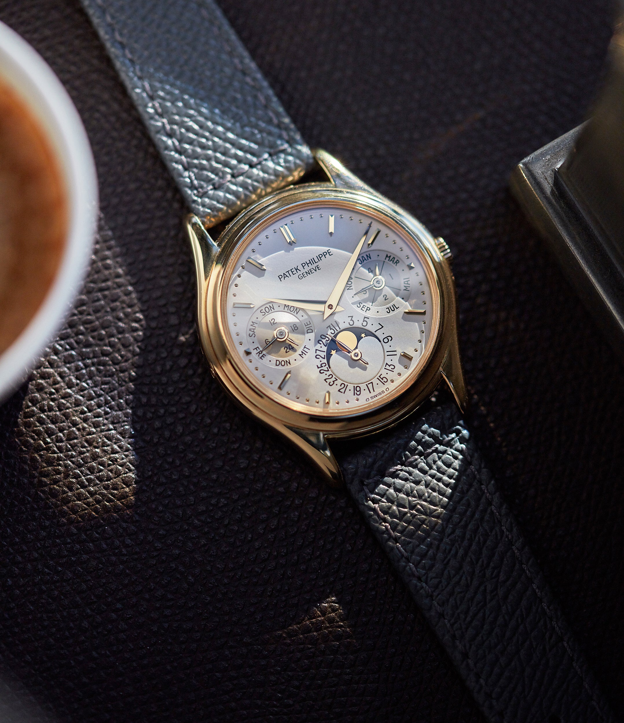 3940J | Perpetual Calendar | Yellow Gold