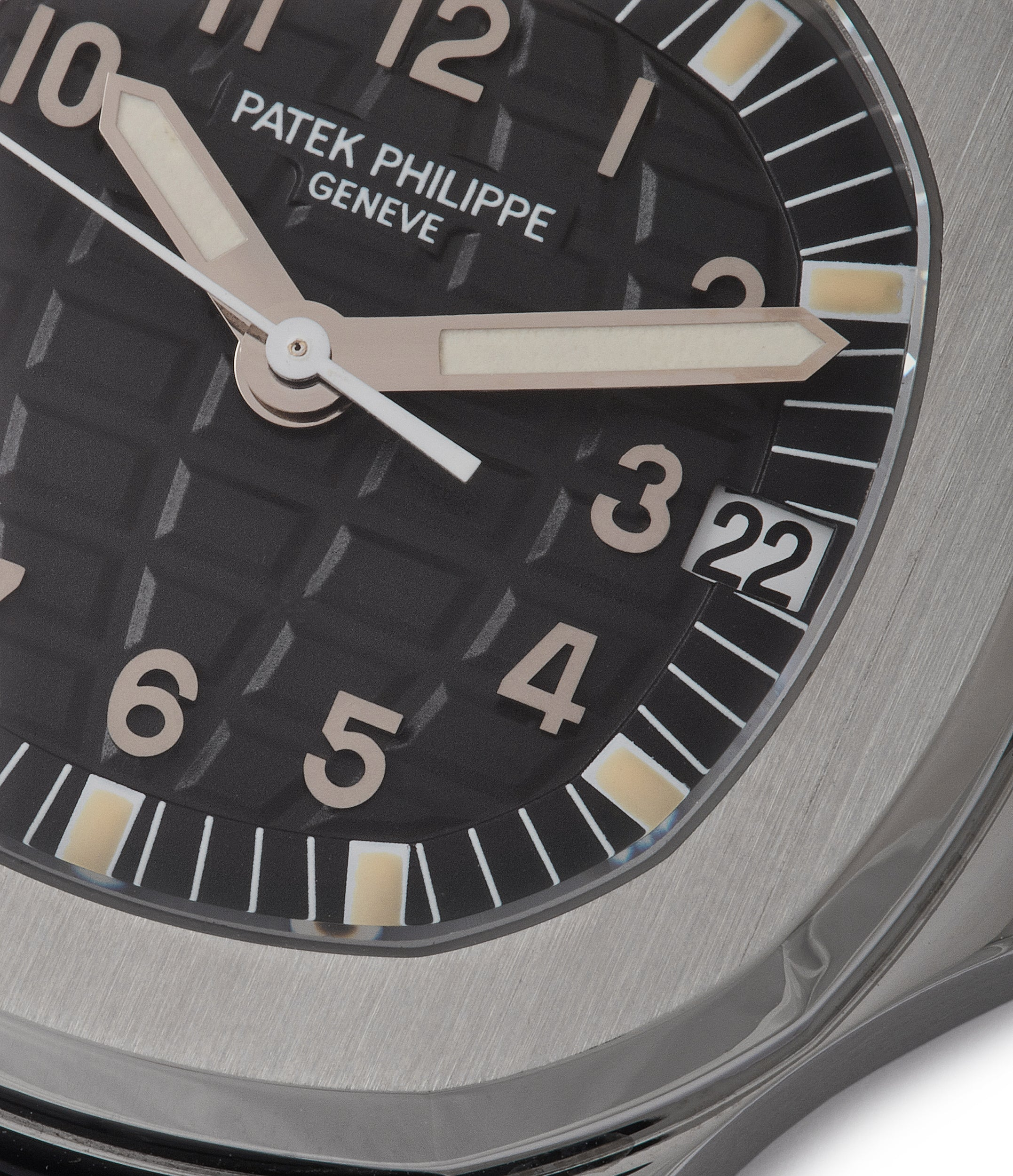shop Patek Philippe Aquanaut 5066A-001 steel sport watch rubber strap for sale online at A Colleted Man London UK specialist of rare watches