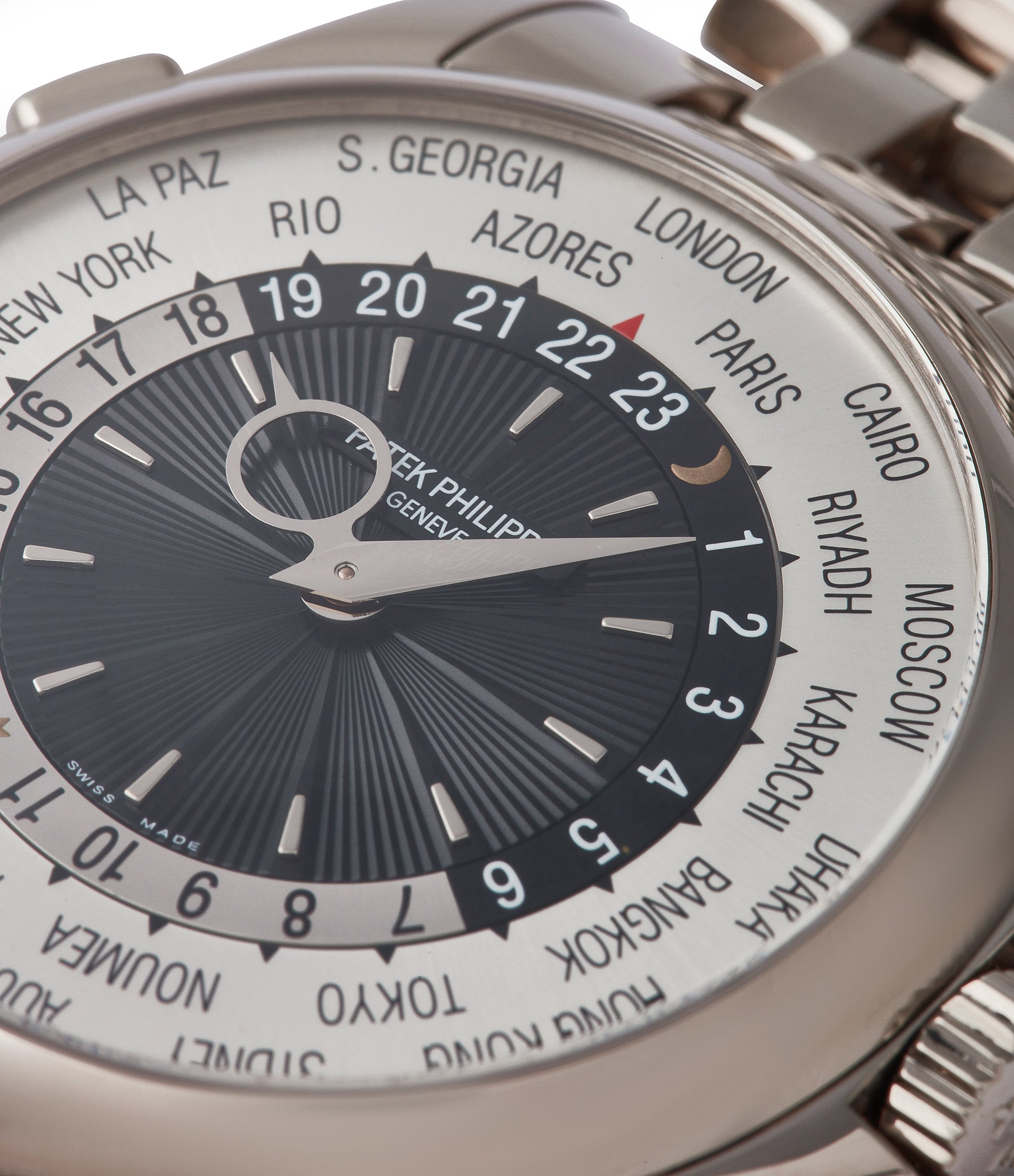 World Time 5130G | white gold
