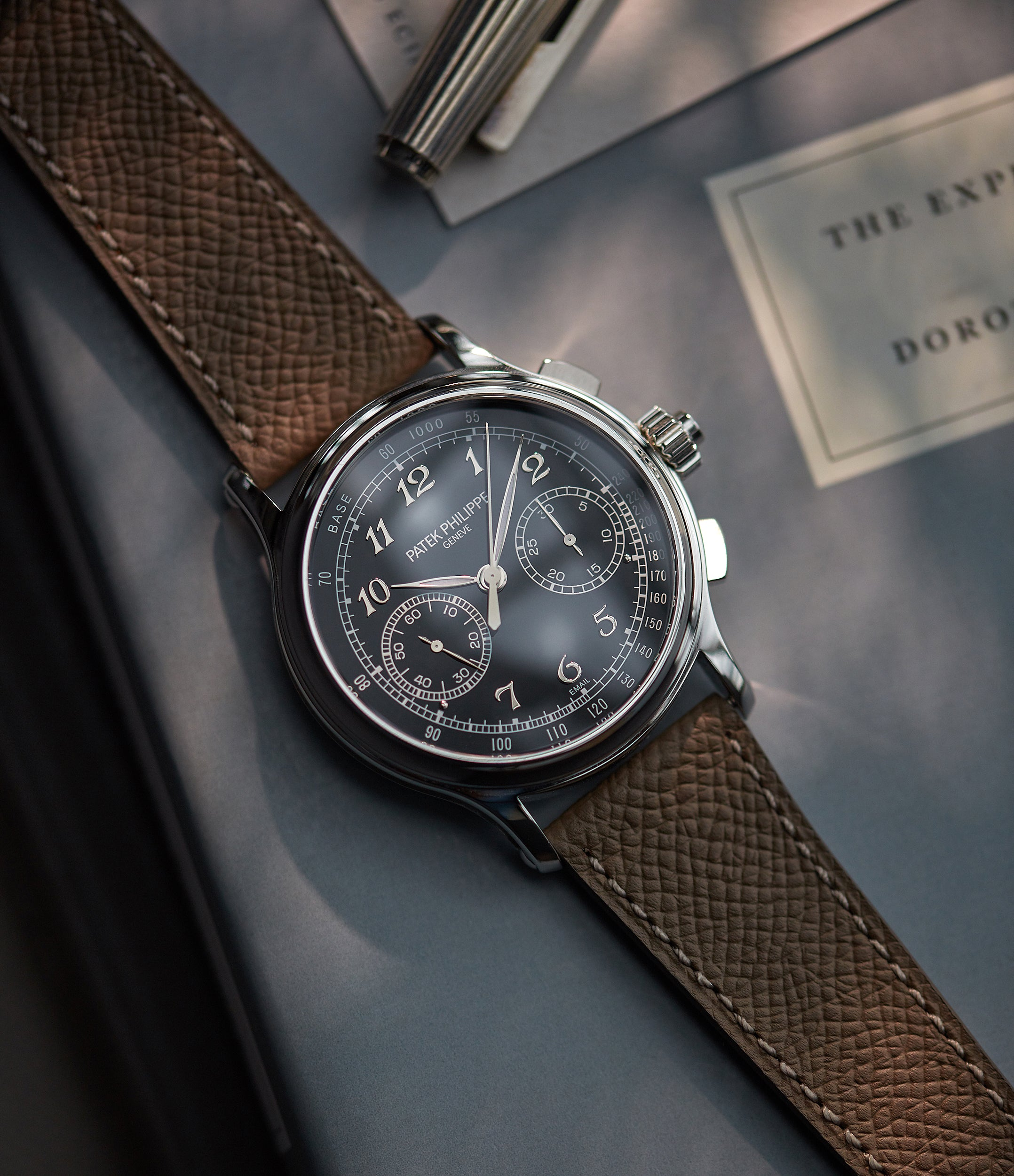 Split-Seconds Chronograph 5370P | platinum