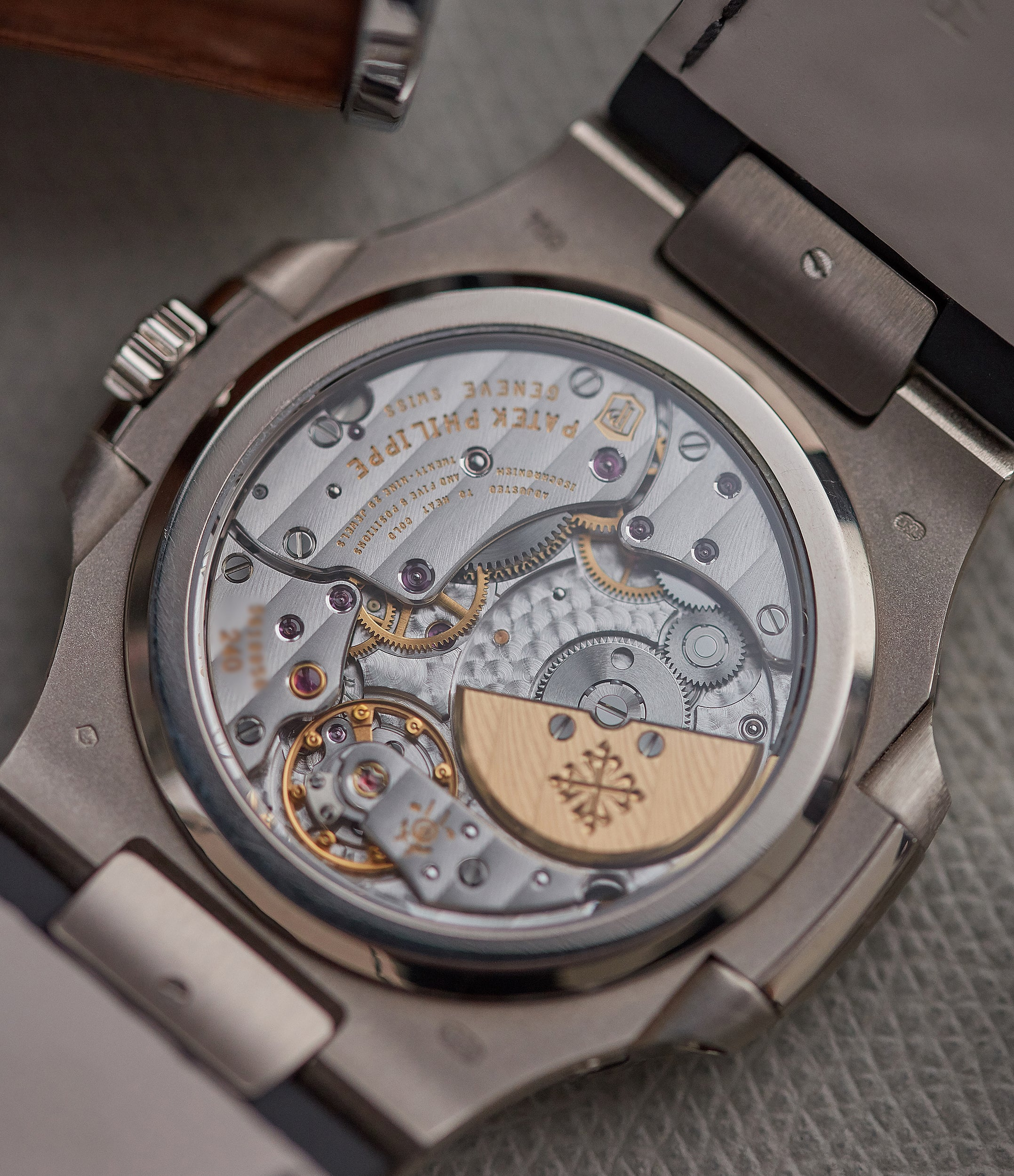 Nautilus Moon Phase | 5712G | white gold