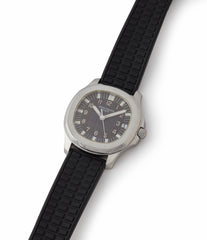 shop Patek Philippe Aquanaut 5065A steel sport watch full set for sale online at A Collected Man London UK specialist of rare watches
