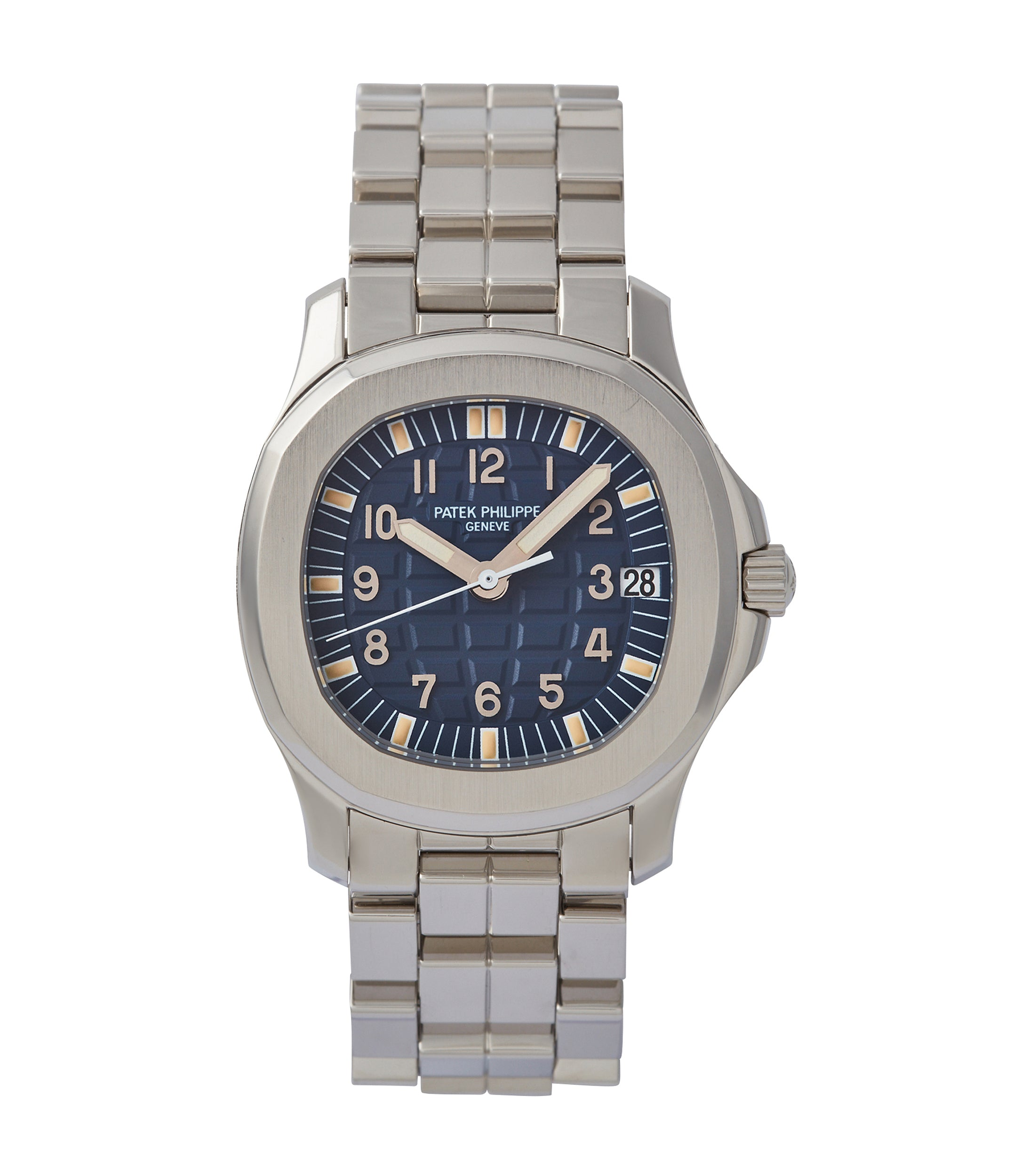 buy Patek Philippe Aquanaut 5066A-010 Japanese limited edition steel blue dial sports watch for sale online A Collected Man London