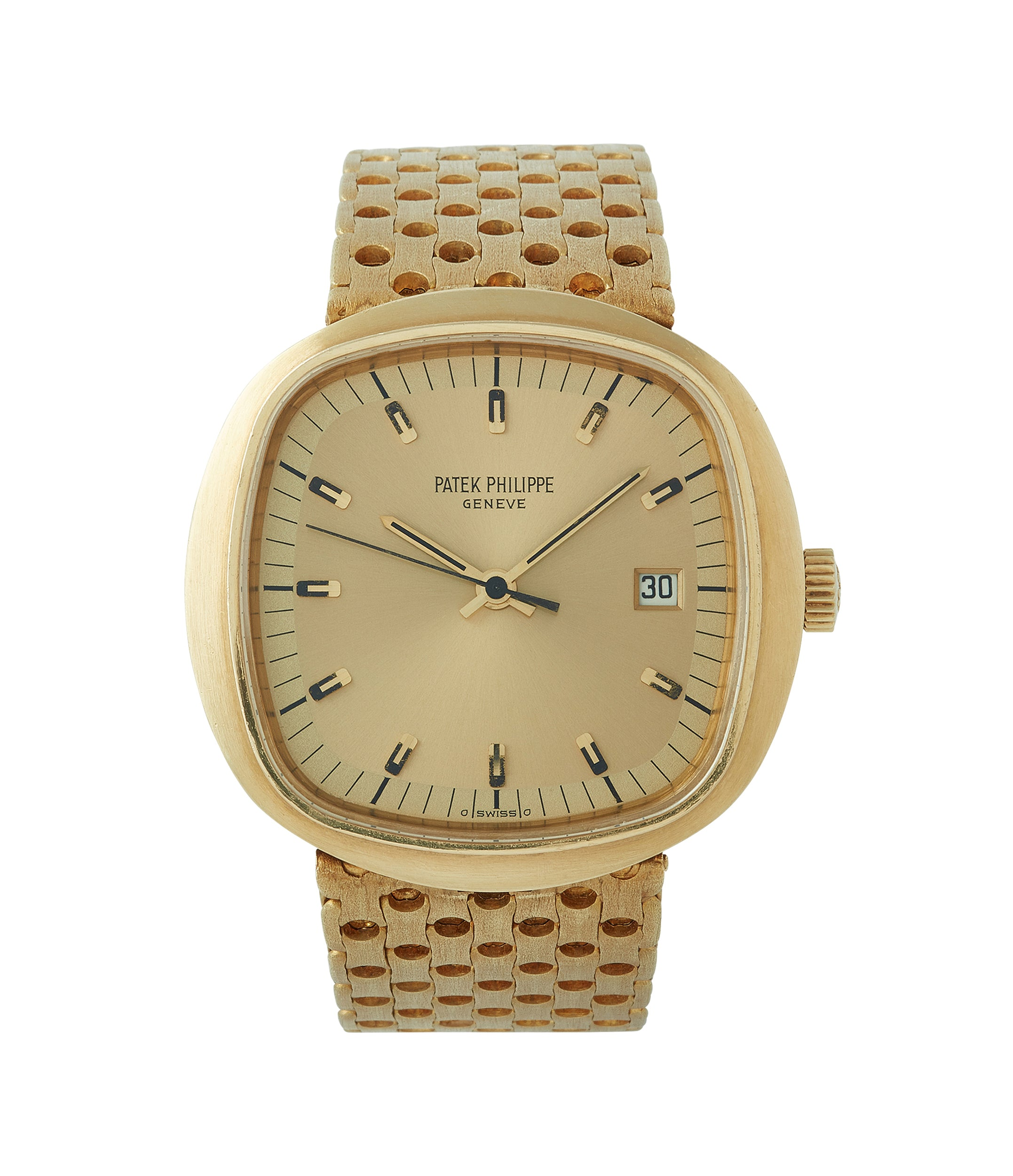 buy Patek Philippe 3597 Beta 21 yellow gold 1970s dress watch for sale online A Collected Man London UK specialist of rare watches