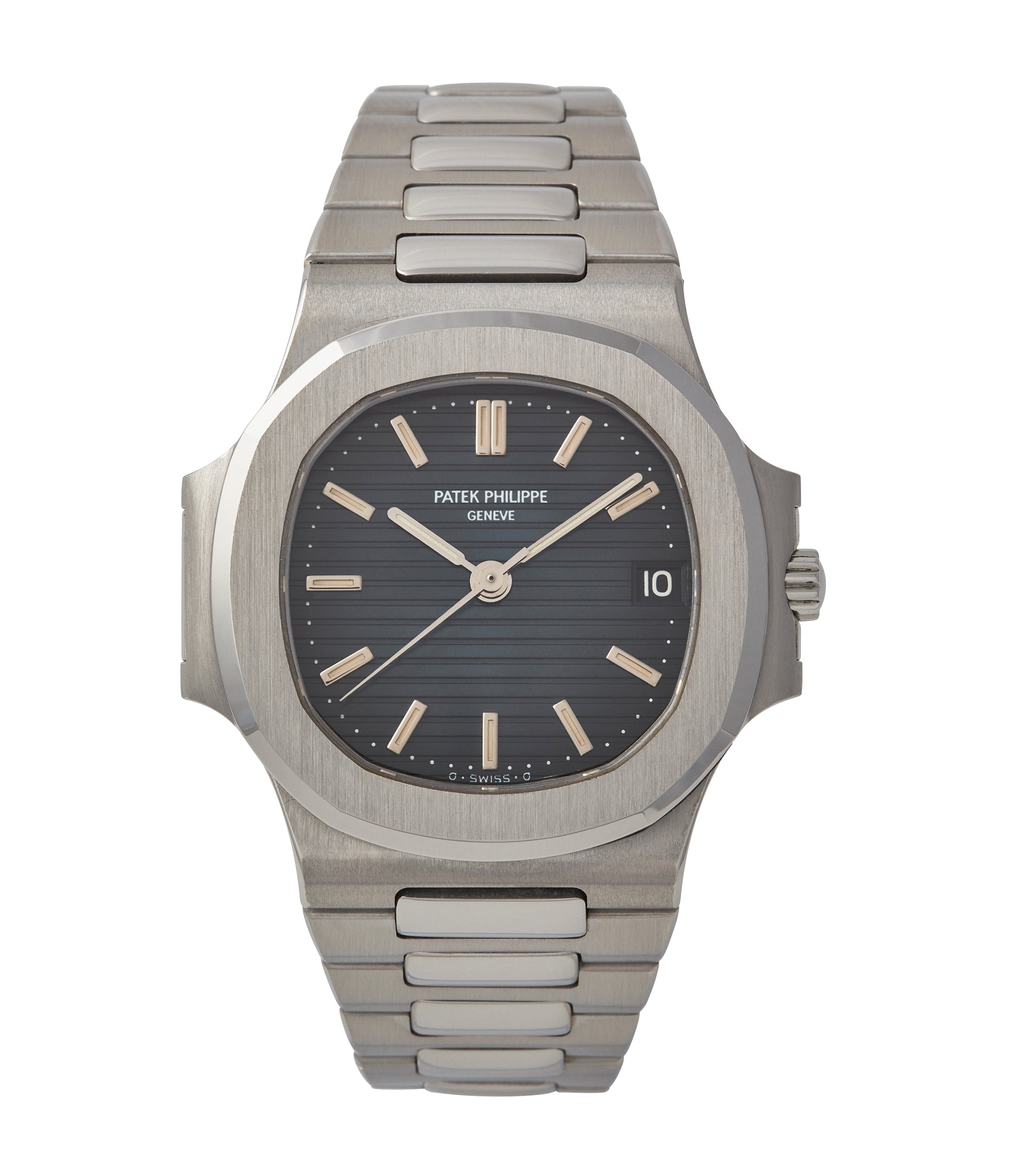 buy Patek Philippe Nautilus 3800/1 steel luxury sports watch for sale online A Collected Man London UK specialist of rare watches