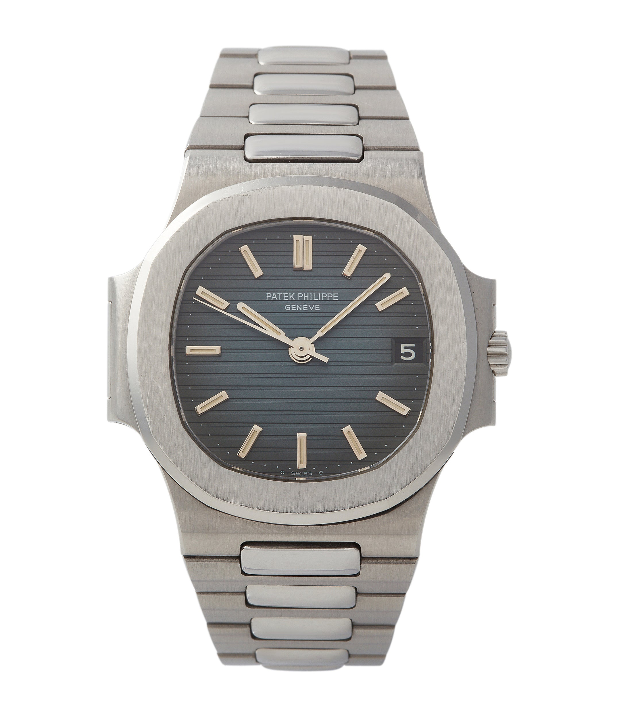 buy preowned Patek Philippe Nautilus 3800/1A-001 steel vintage sports watch for sale online A Collected Man London