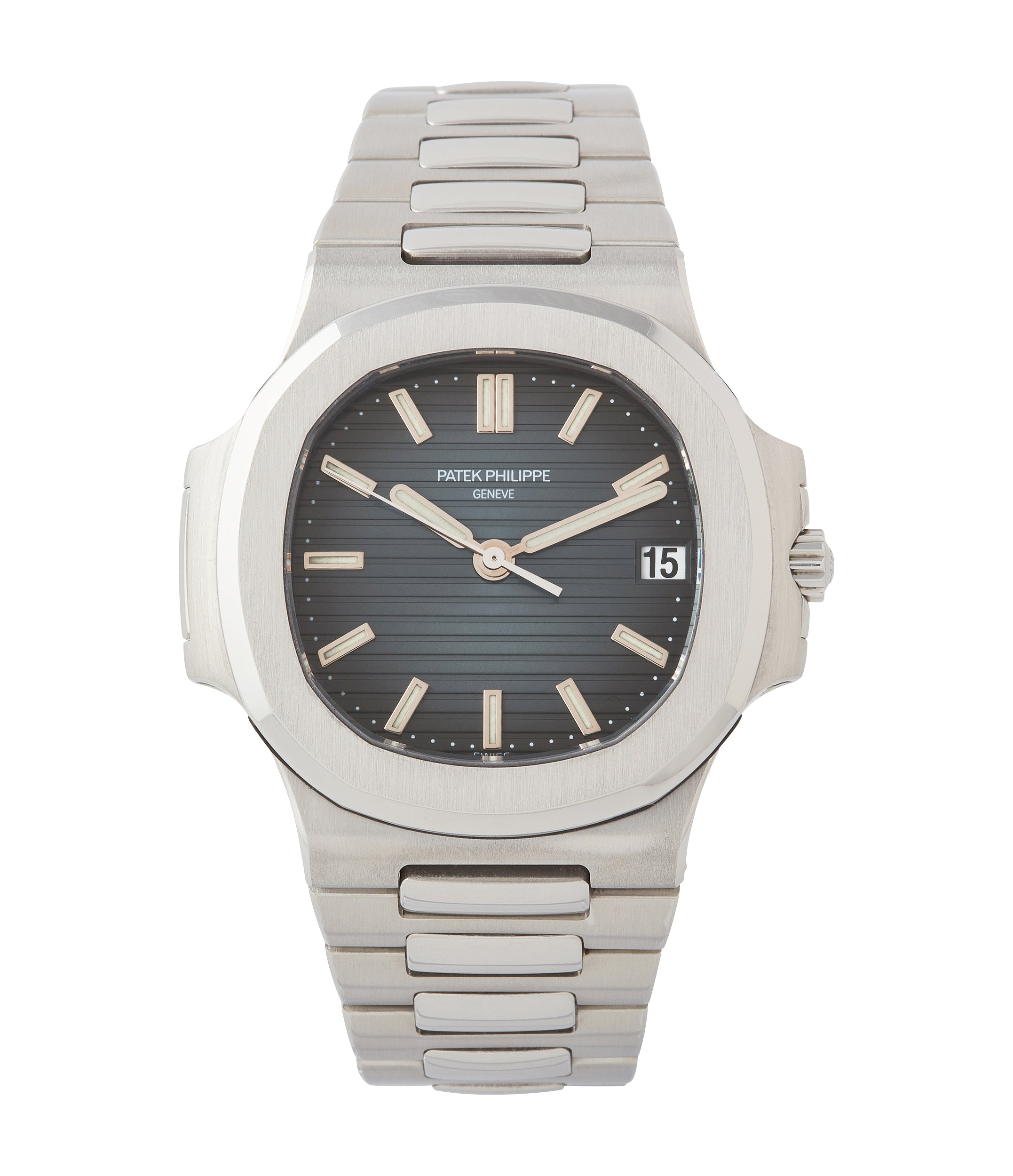buy rare Patek Philippe Nautilus 5800/1A-001 steel sport pre-owned watch for sale online at A Collected Man London UK specialist of rare watches