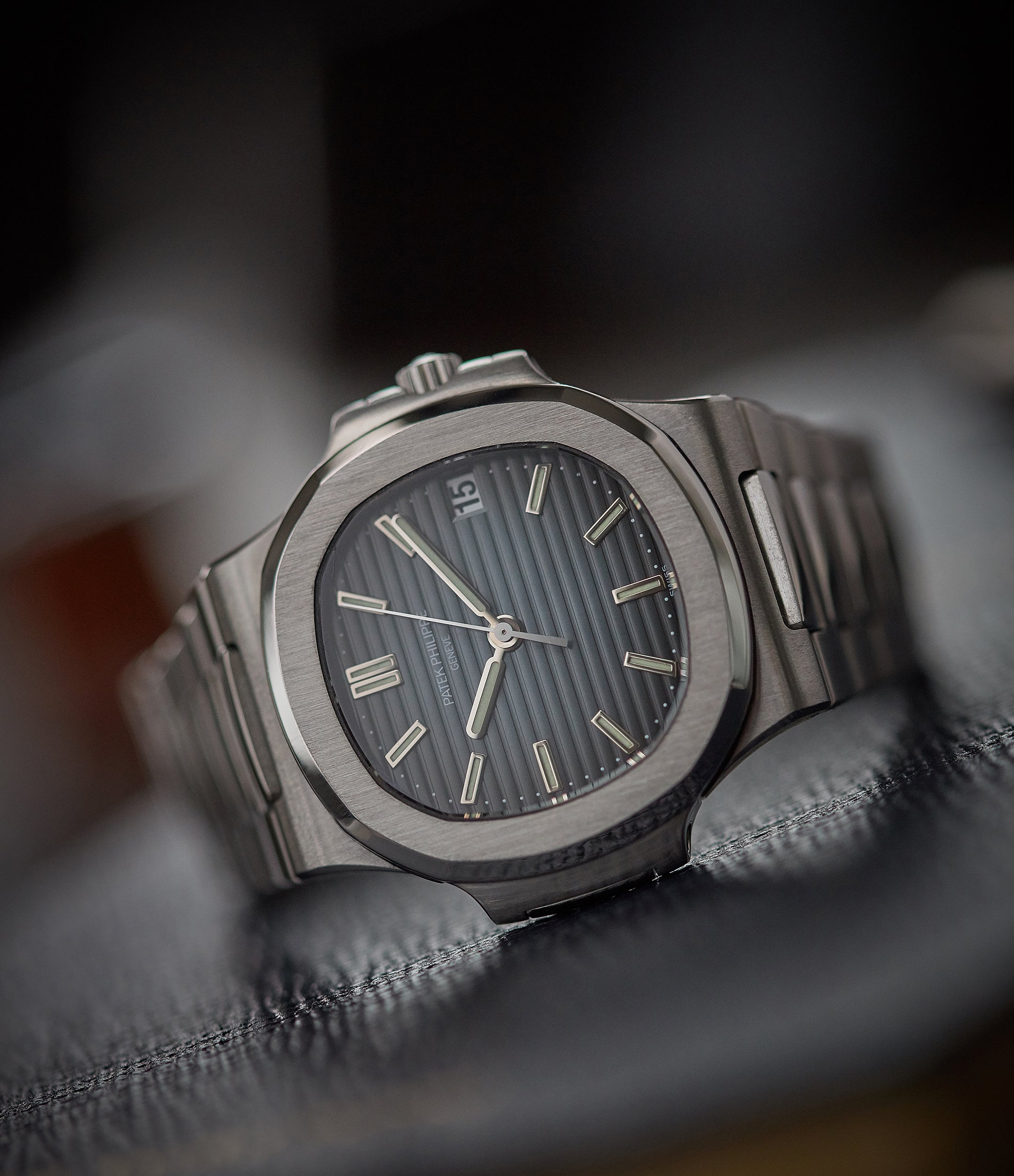 shop pre-owned Patek Philippe Nautilus 5800/1A-001 steel sport pre-owned watch for sale online at A Collected Man London UK specialist of rare watches
