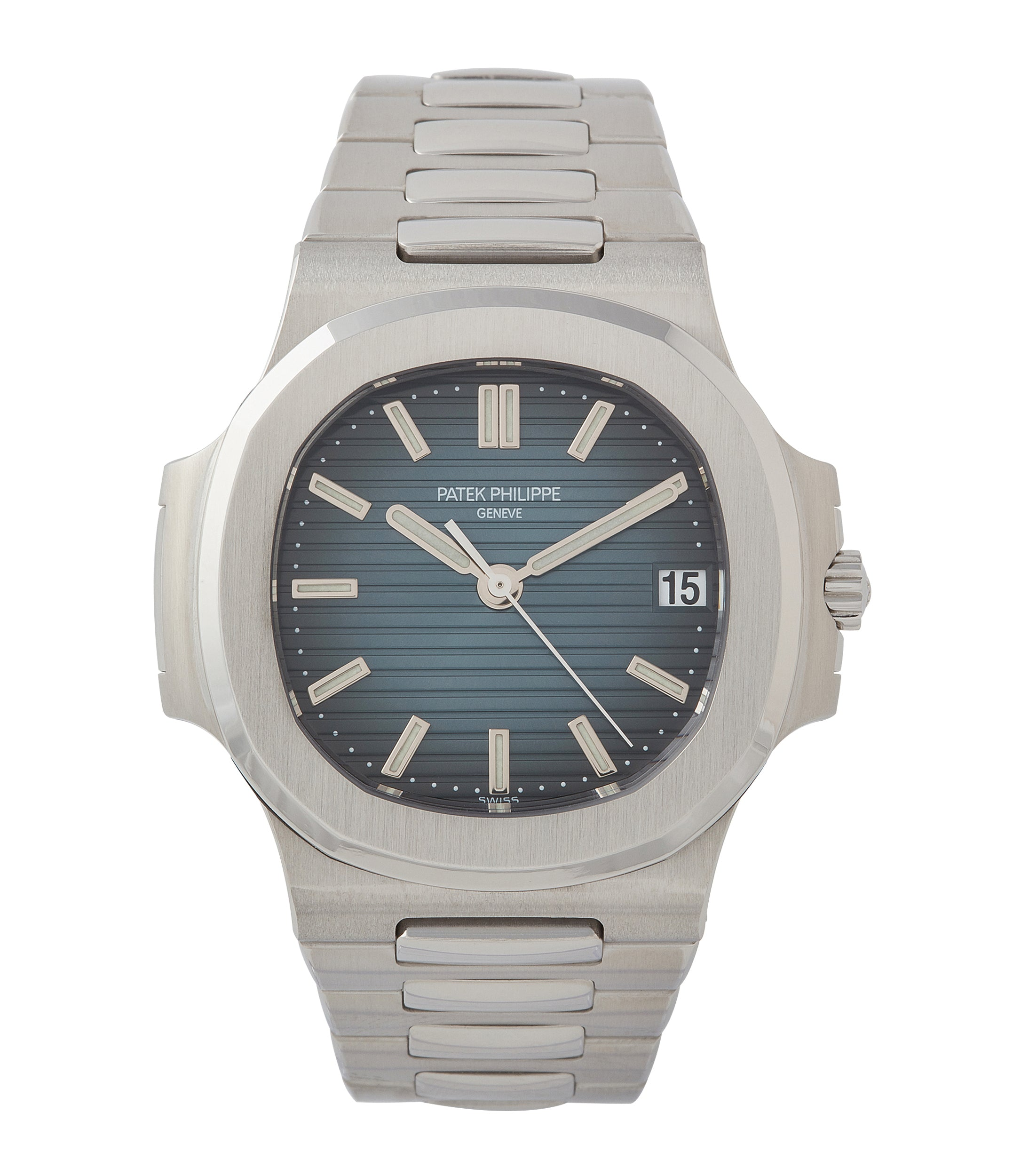 sell Patek Philippe Nautilus watch online to A Collected Man, online specialist of rare pre-owned watches