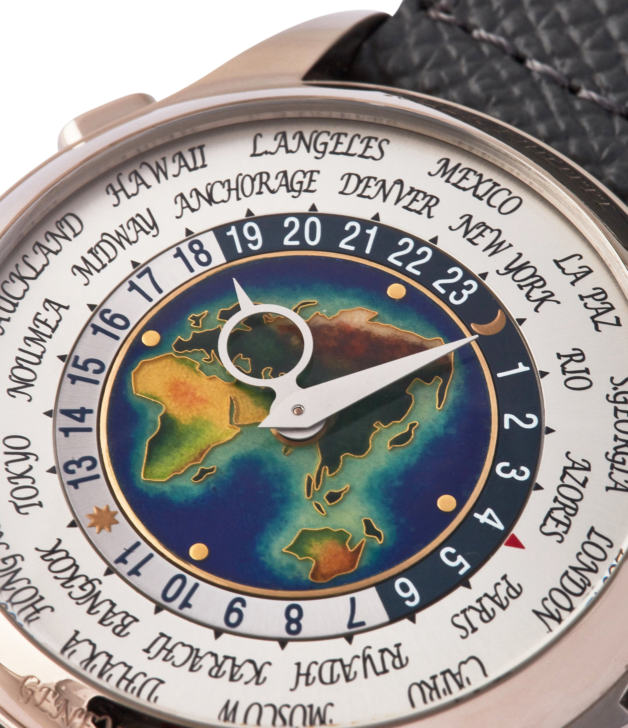 World Time 5131G | white gold