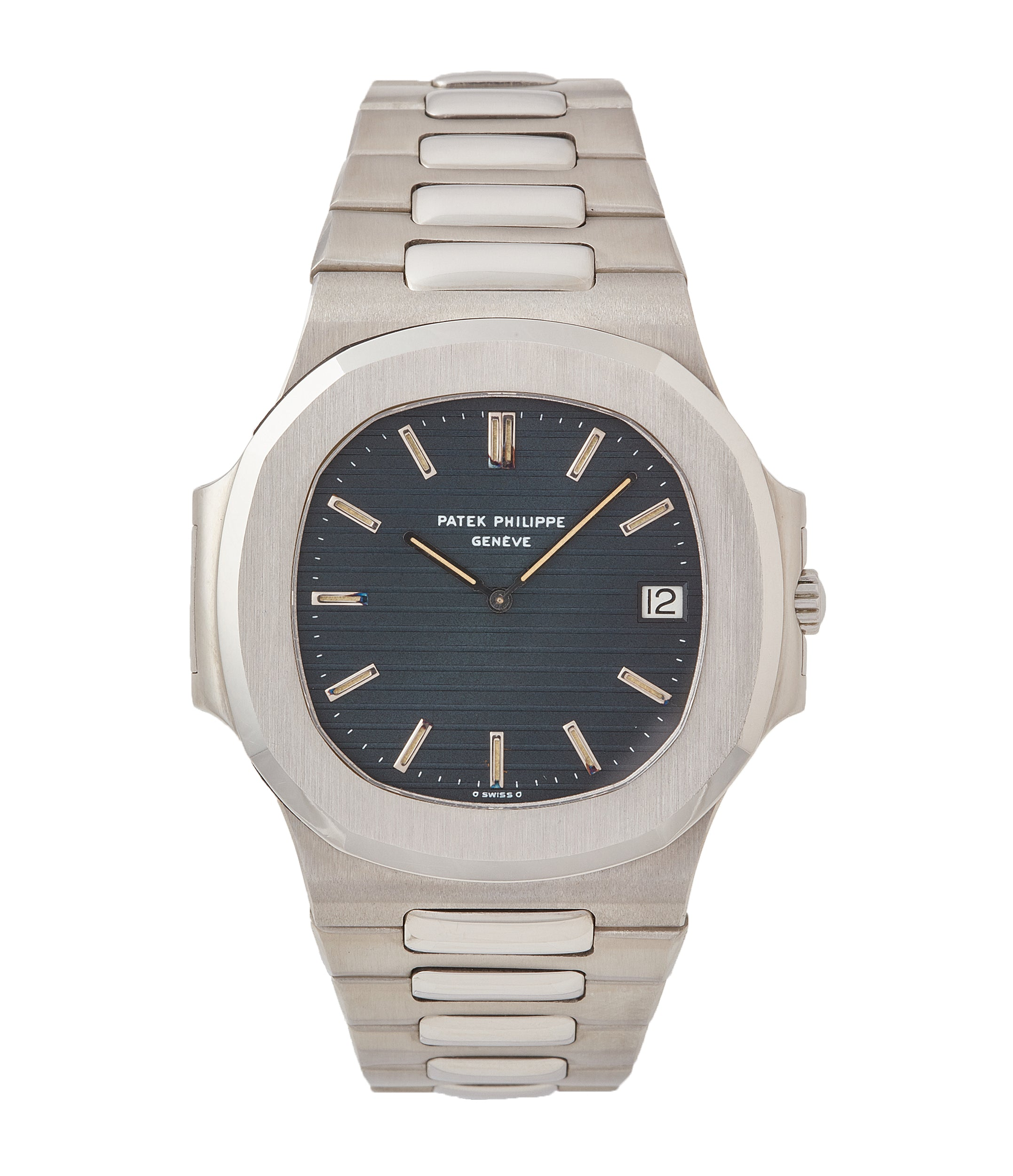 buy vintage Patek Philippe Nautilus 3700/001 full set sport watch for sale online at A Collected Man London UK specialist of rare watches