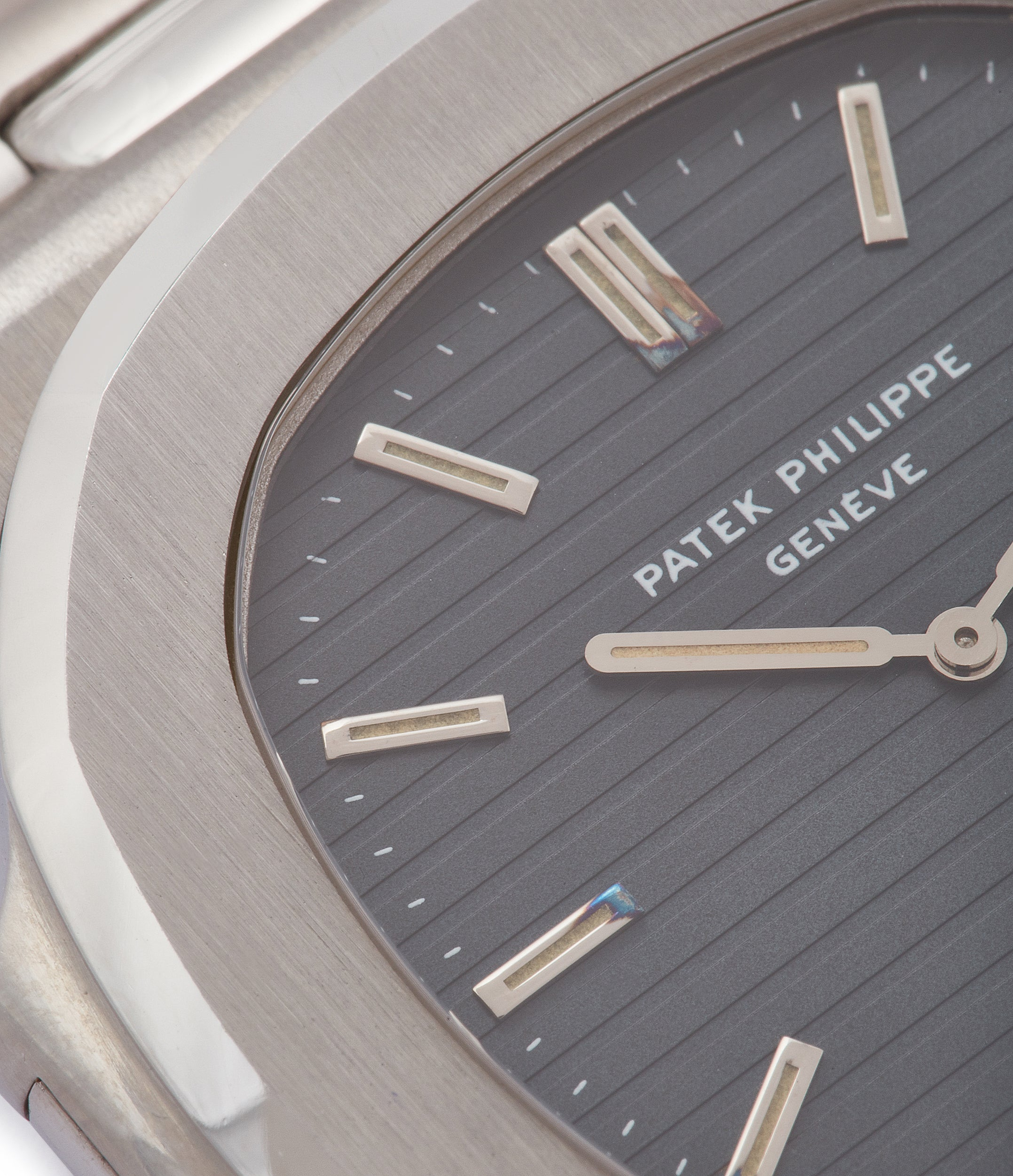 Patek Philippe Nautilus dial by Stern Freres 3700/001A full set sport watch for sale online at A Collected Man London UK specialist of rare watches
