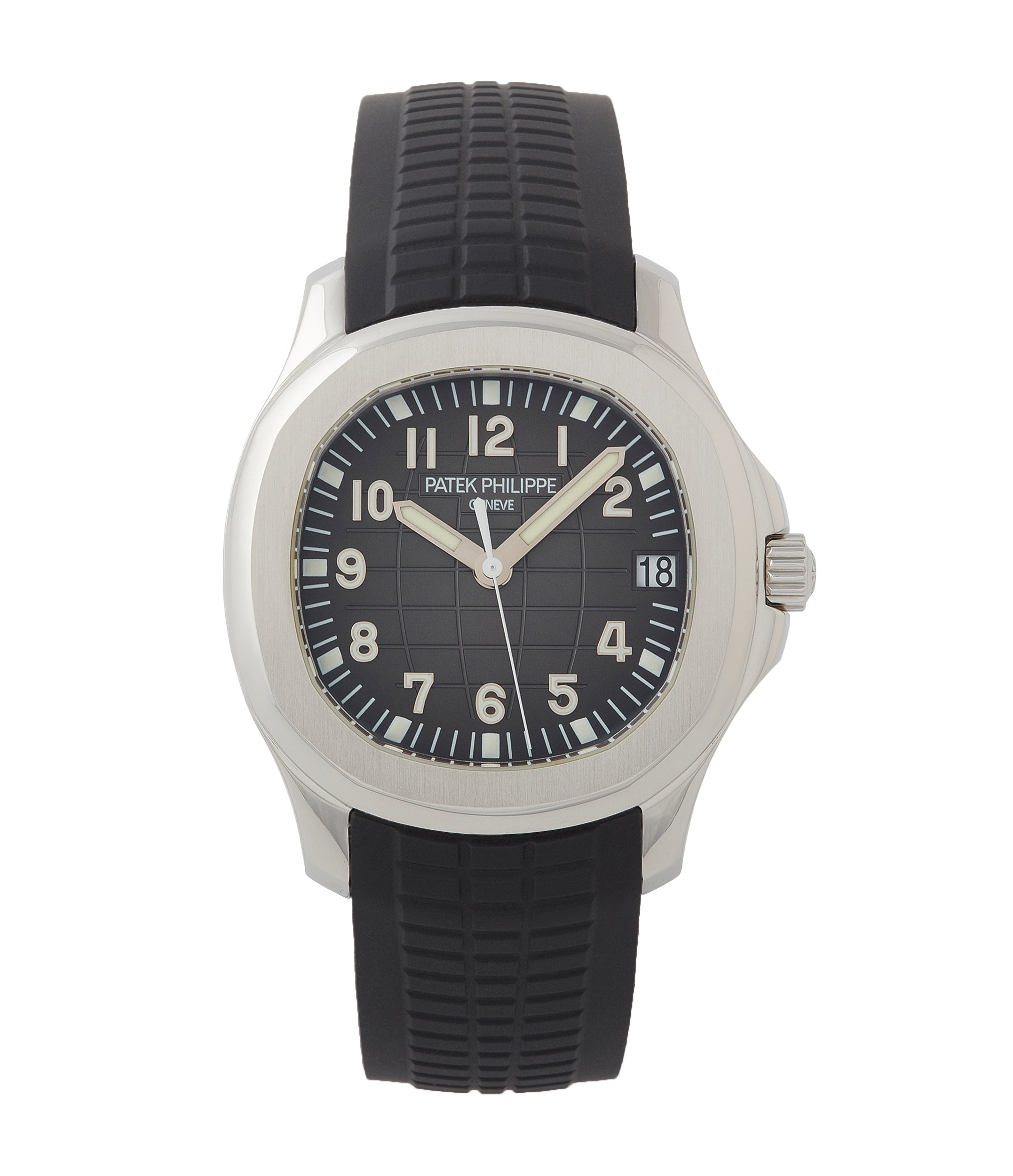 buying Patek Philippe Aquanaut 5165A-001 transitional steel sport watch for sale online at A Collected Man London UK specialist of rare watches