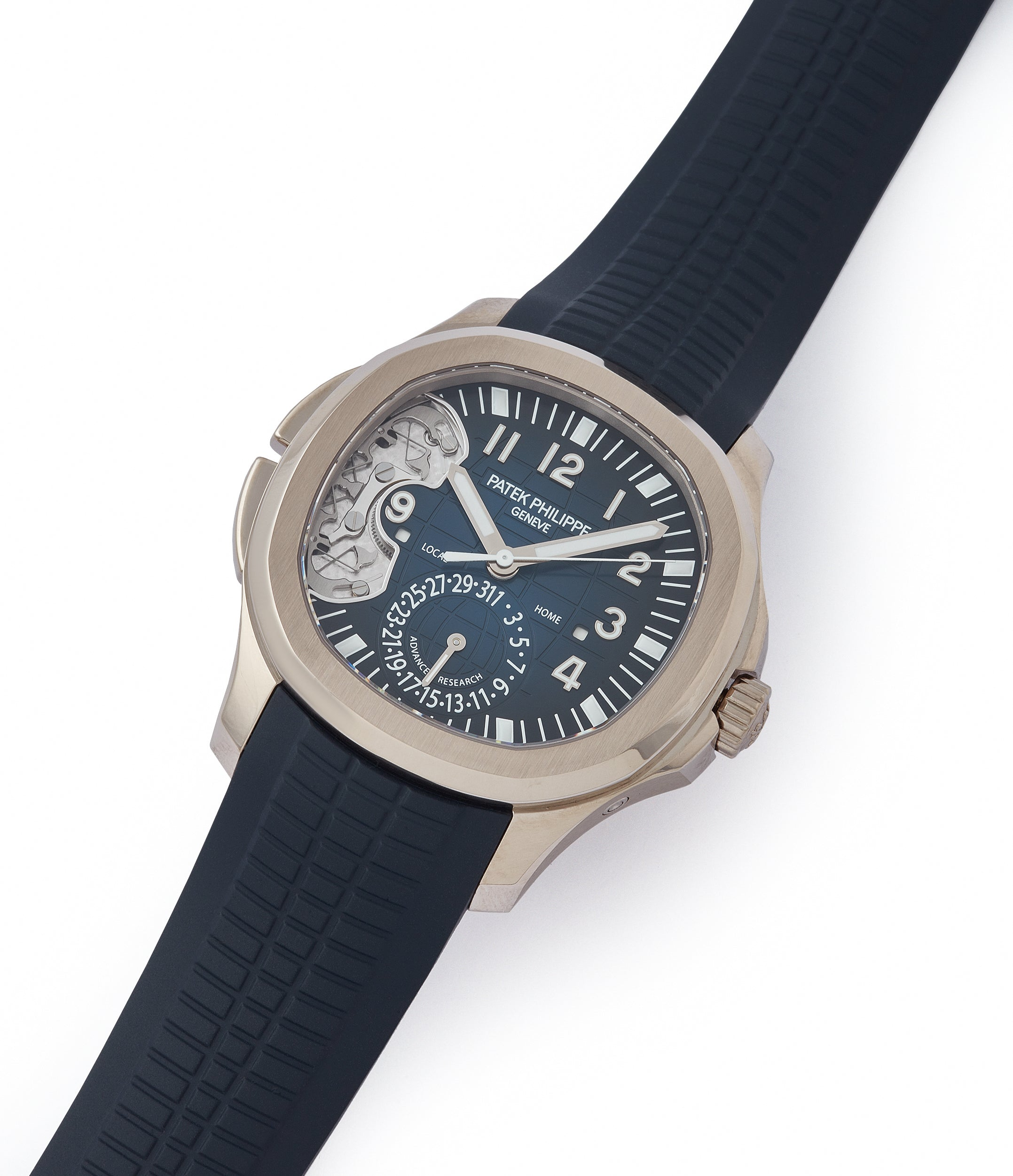 Aquanaut 5650G | Advanced Research | White Gold