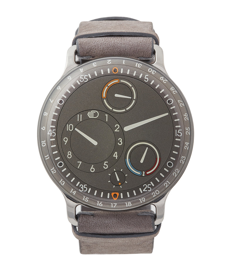 buy Ressence Type 3S oil-filled mechanical titanium watch for sale online at A Collected Man London UK specialaist of rare watches
