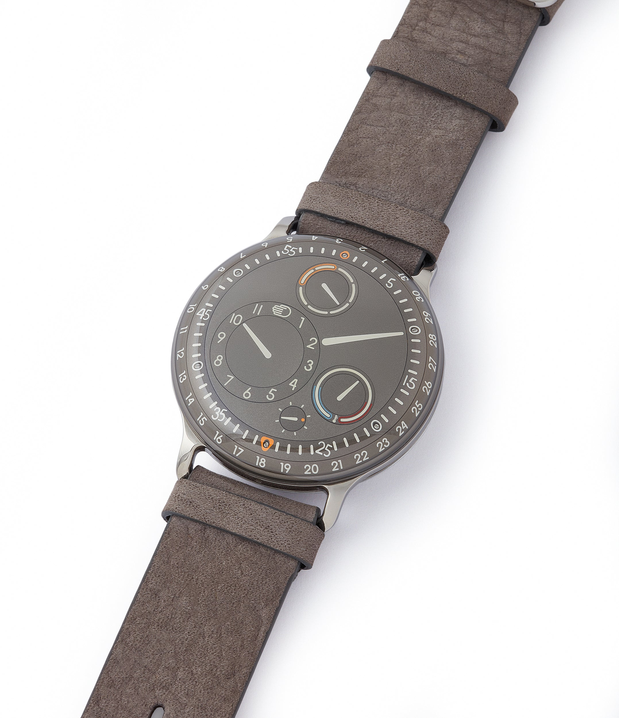 shop Ressence Type 3S oil-filled mechanical watch for sale online at A Collected Man London UK specialist of rare watches