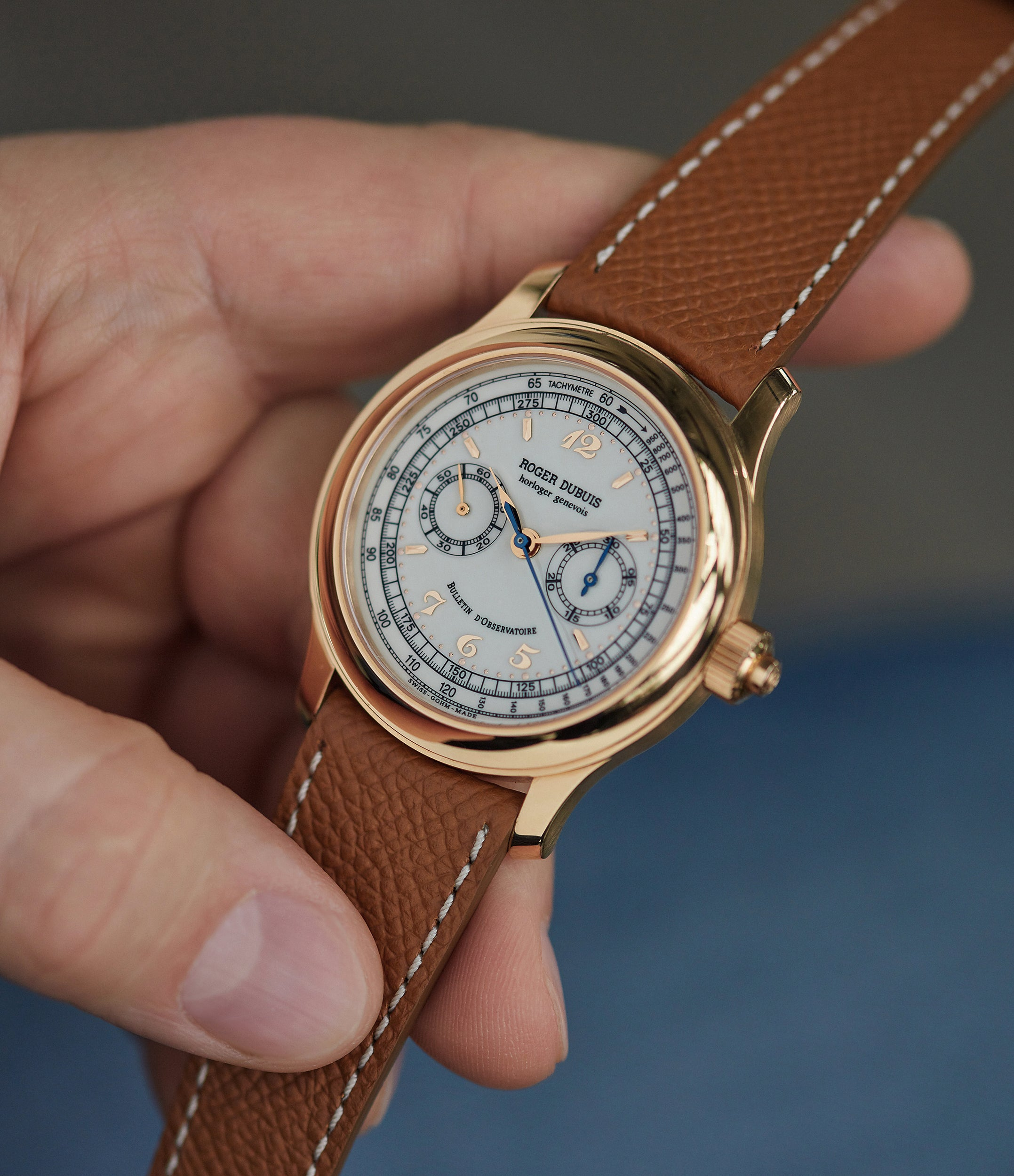 Monopoussoir | H40 655 | rose gold