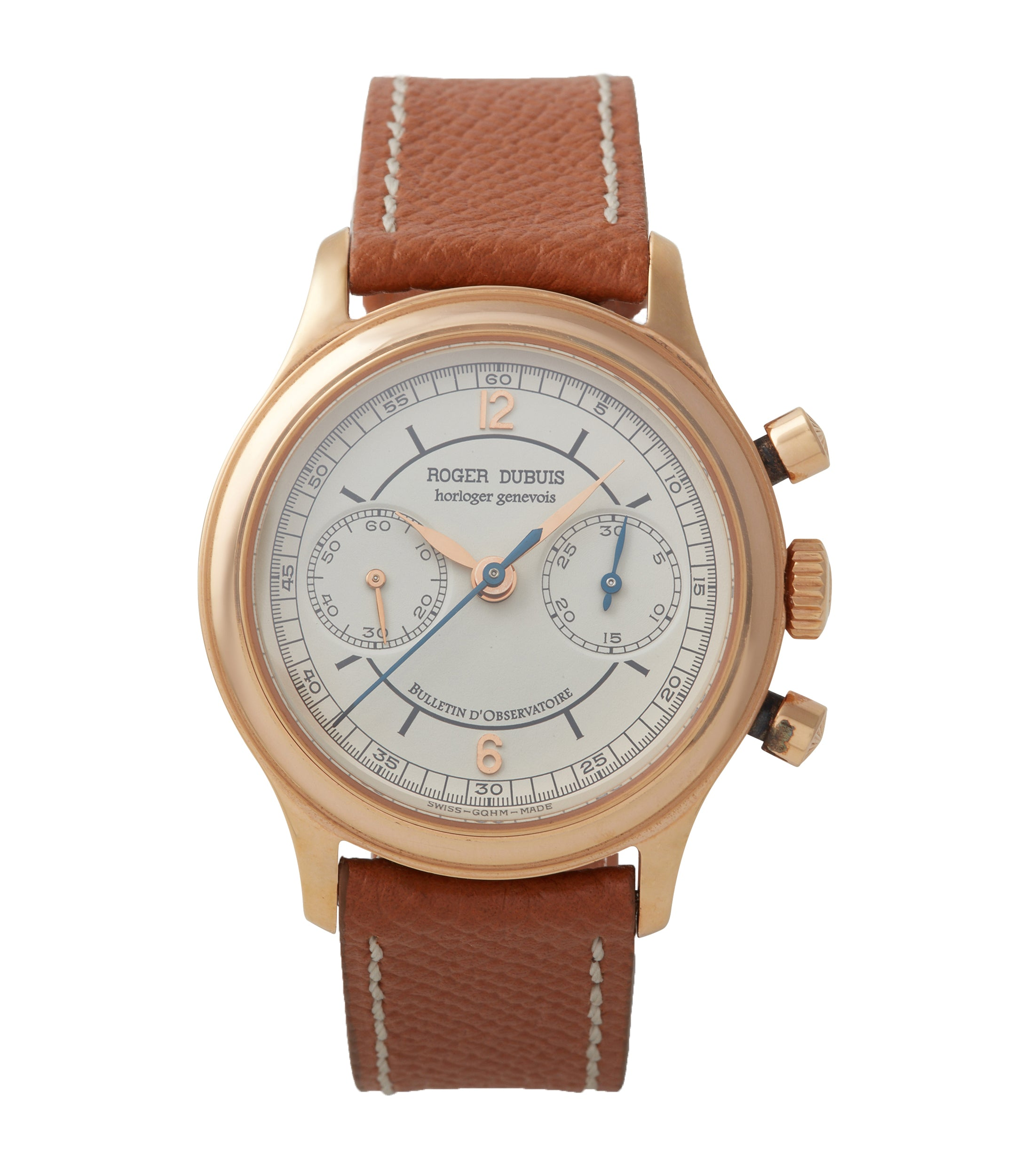 Hommage Chronograph | H34 565 | rose gold