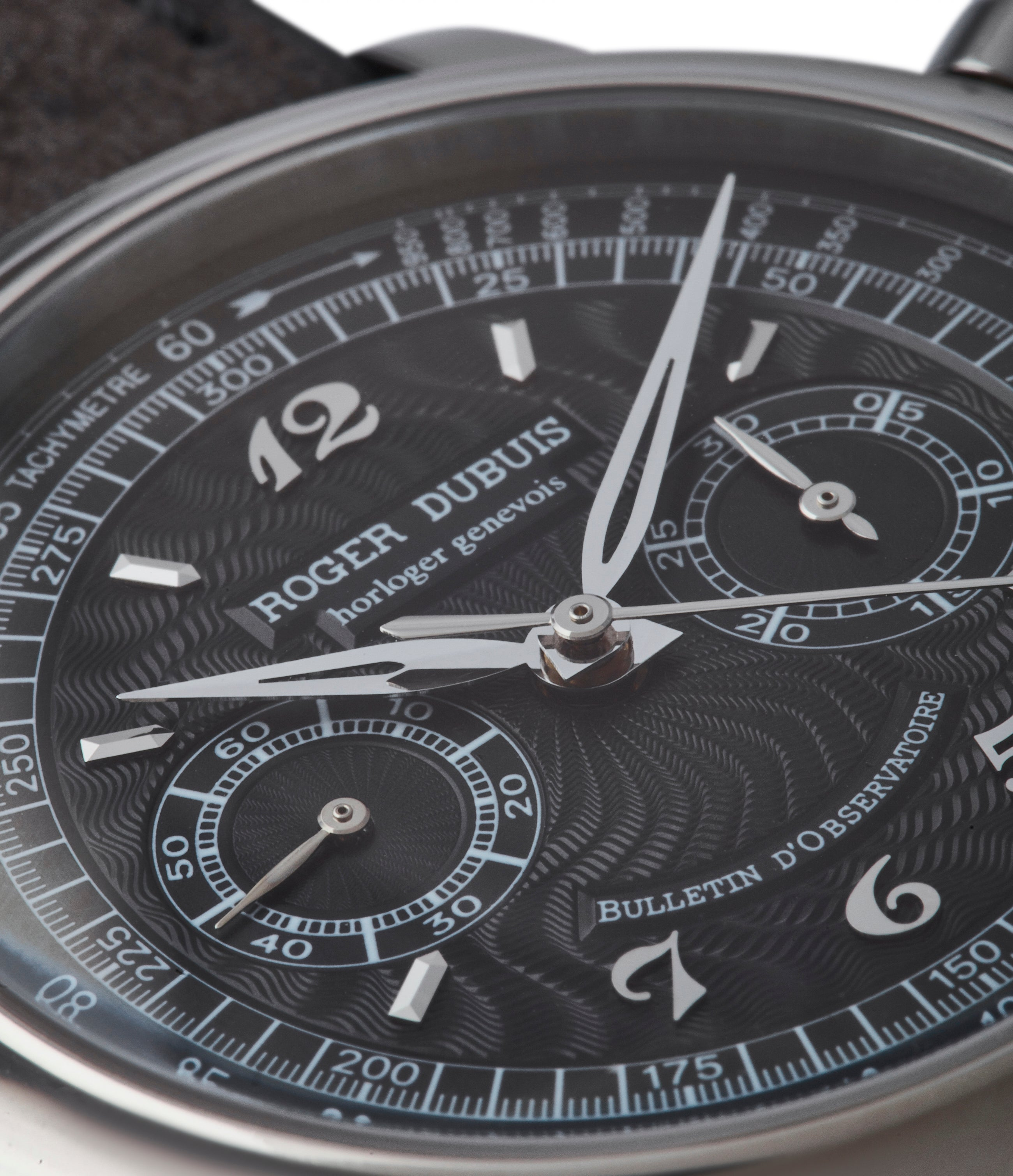Hommage Chronograph | White Gold