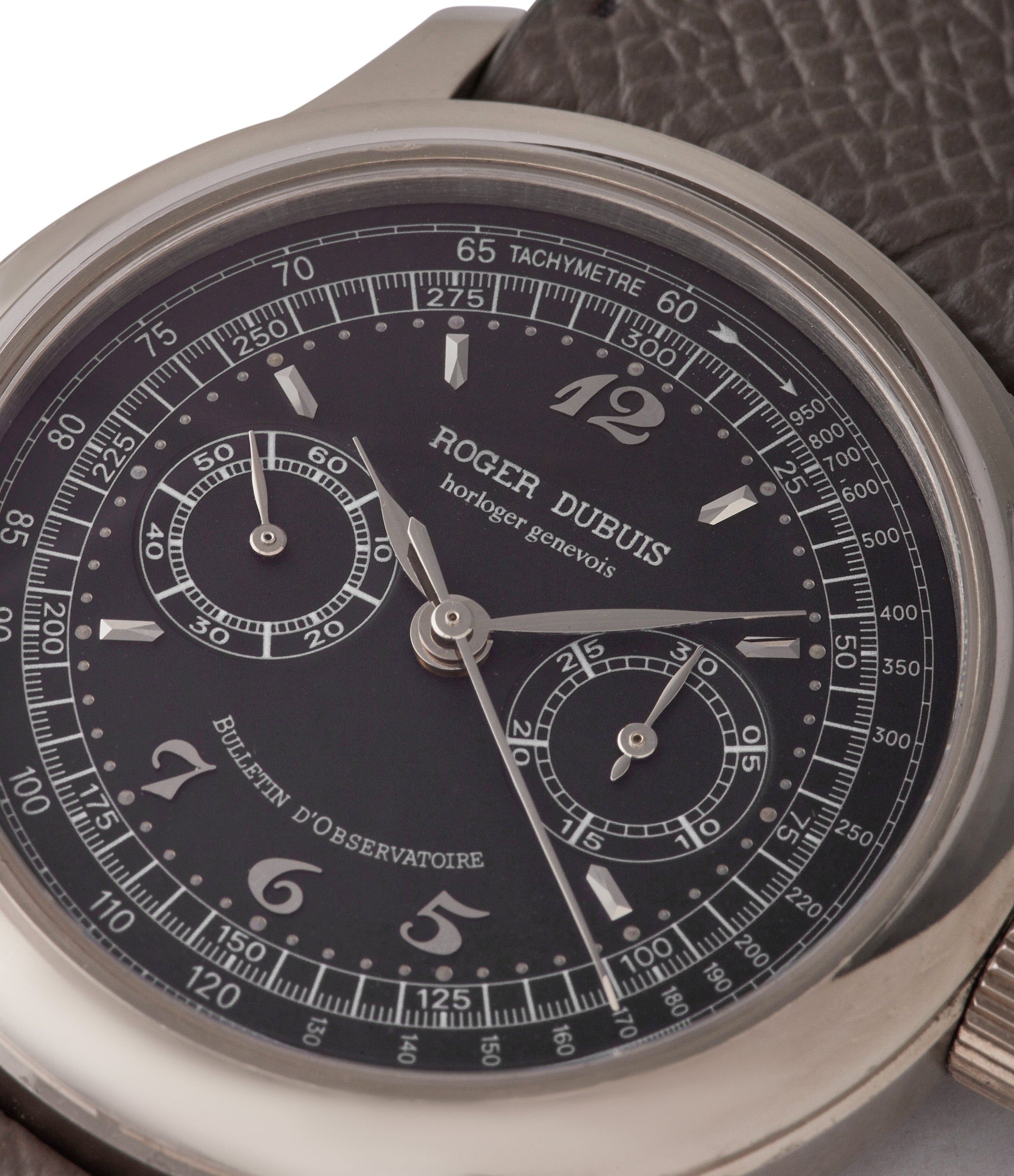 Hommage Monopusher | H40 | white gold