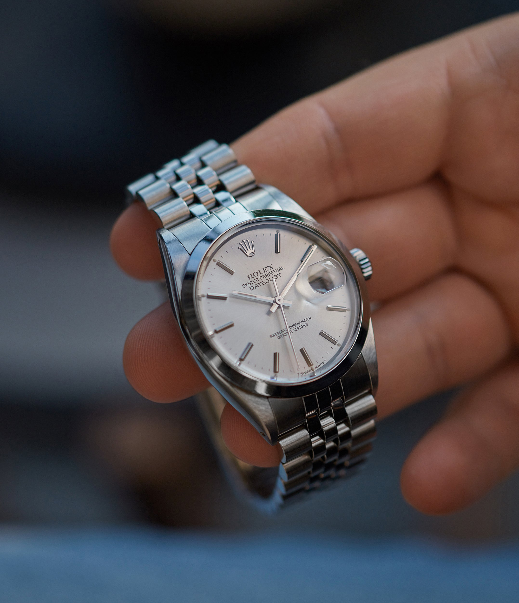Datejust | 16000 | steel