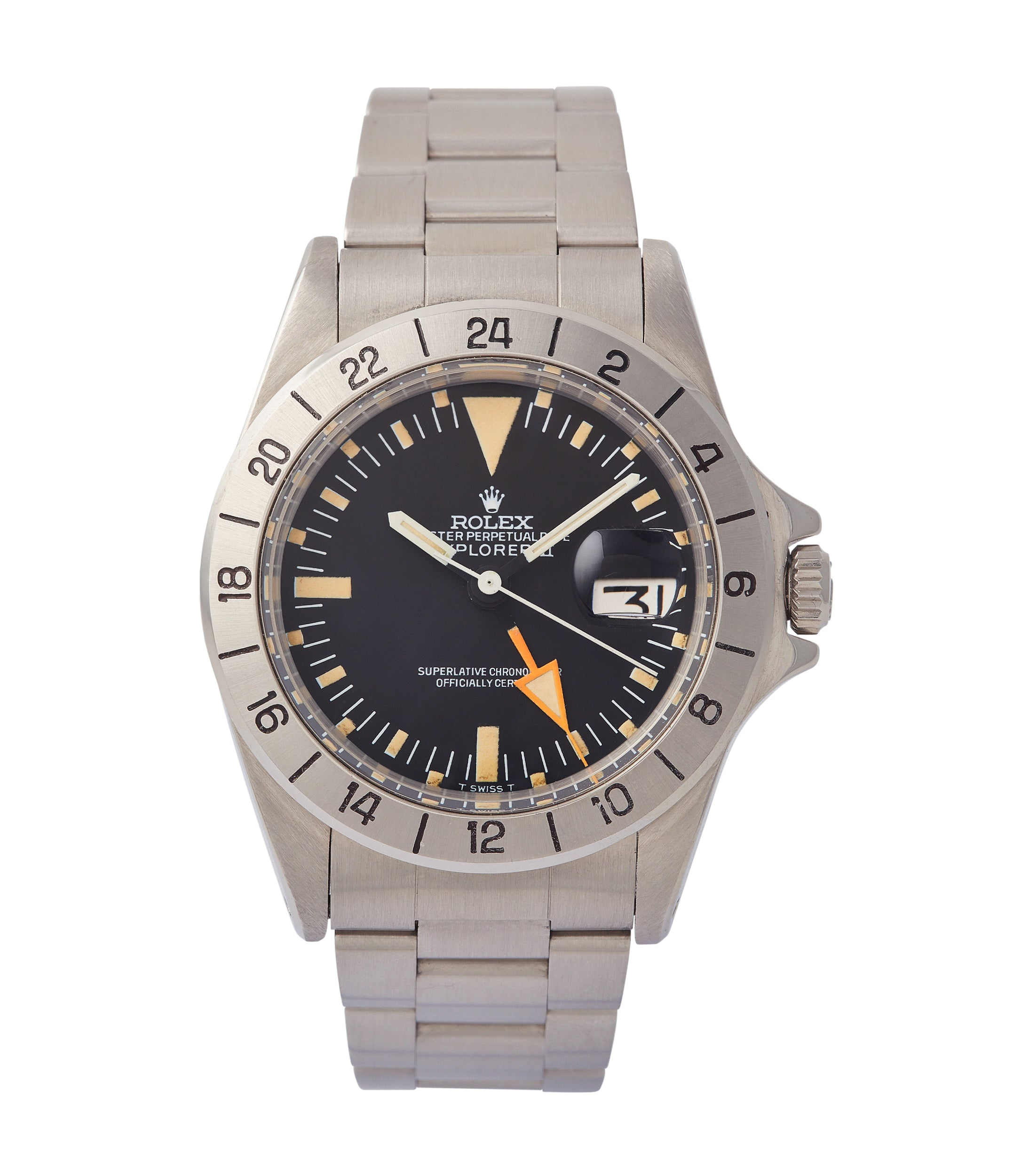 Explorer II | 1655 | Steel