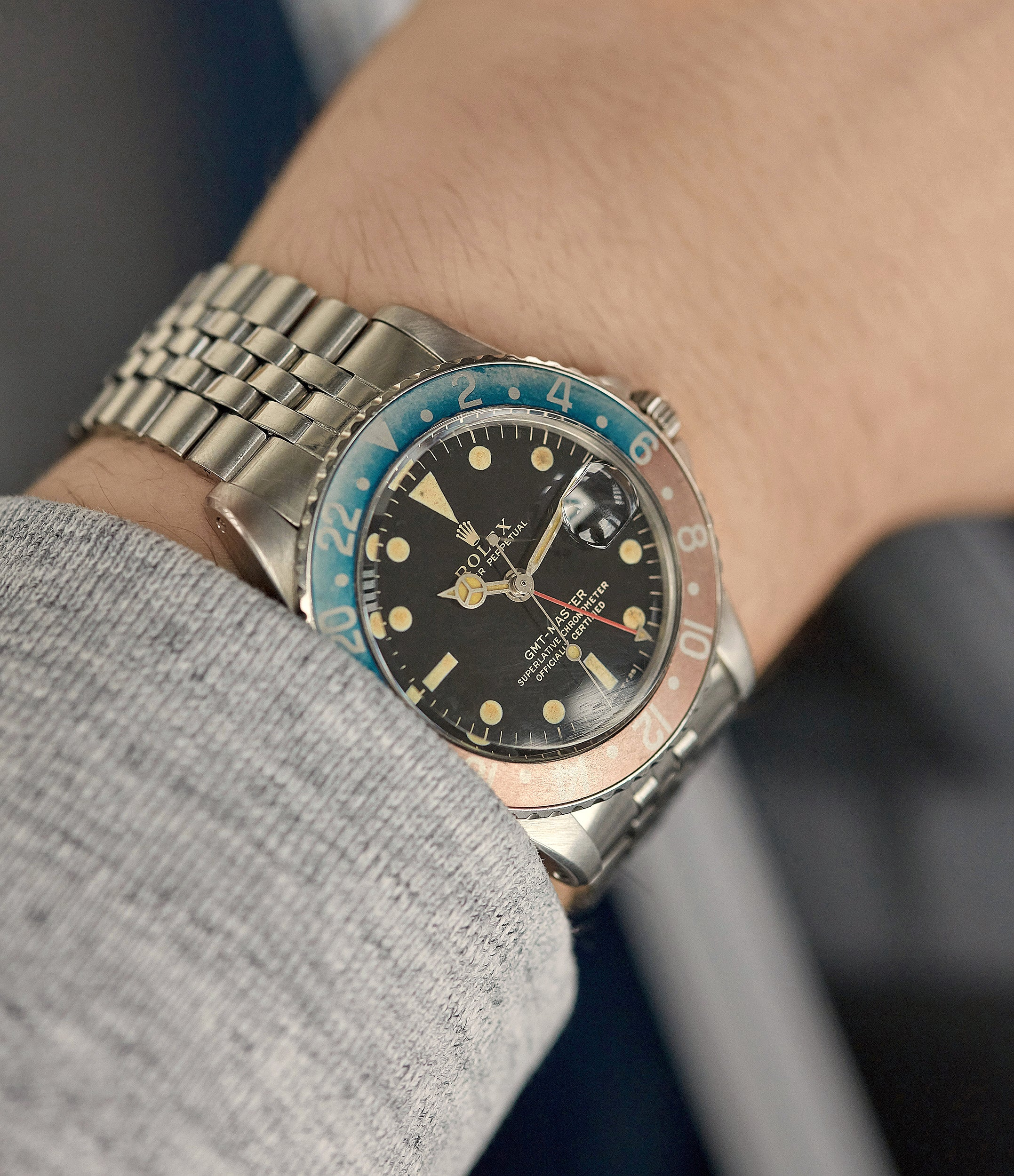 Buy vintage Rolex GMT-Master 1675 watch | Buy vintage Rolex watches
