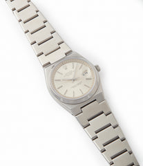 buying vintage Rolex Oyster Perpetual 1530 steel sport watch with papers for sale online at A Collected Man London UK specialist of rare watches