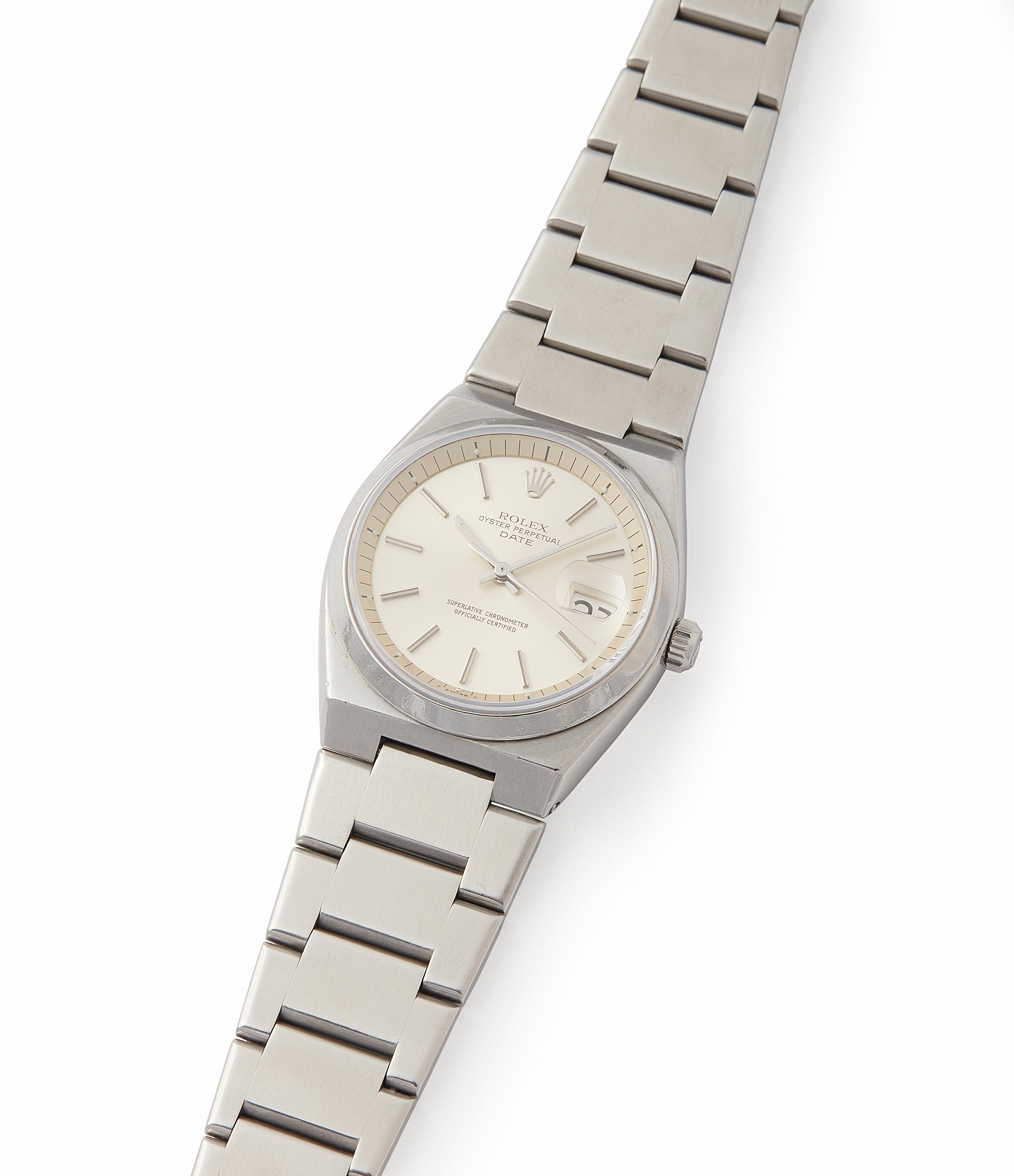 shop vintage Rolex Oyster Perpetual 1530 steel sport watch with papers for sale online at A Collected Man London UK specialist of rare watches