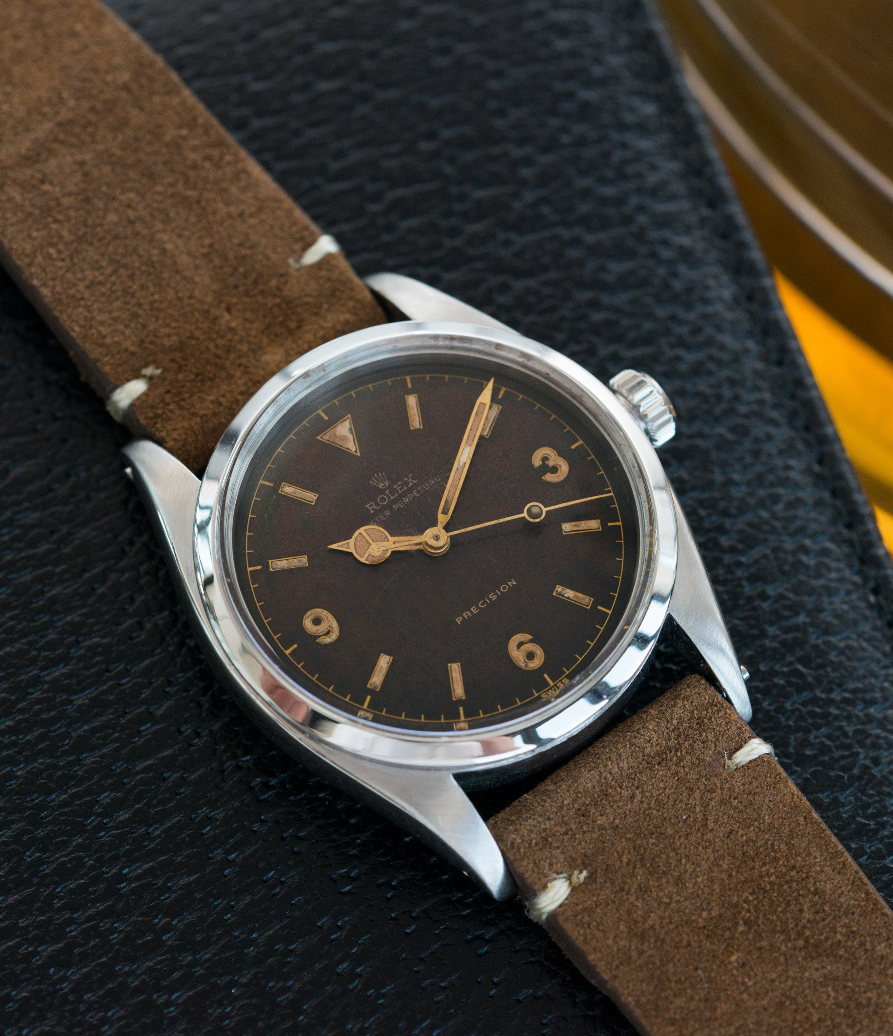 Buy vintage Rolex Pre-Explorer 6150 watch | Buy vintage ...