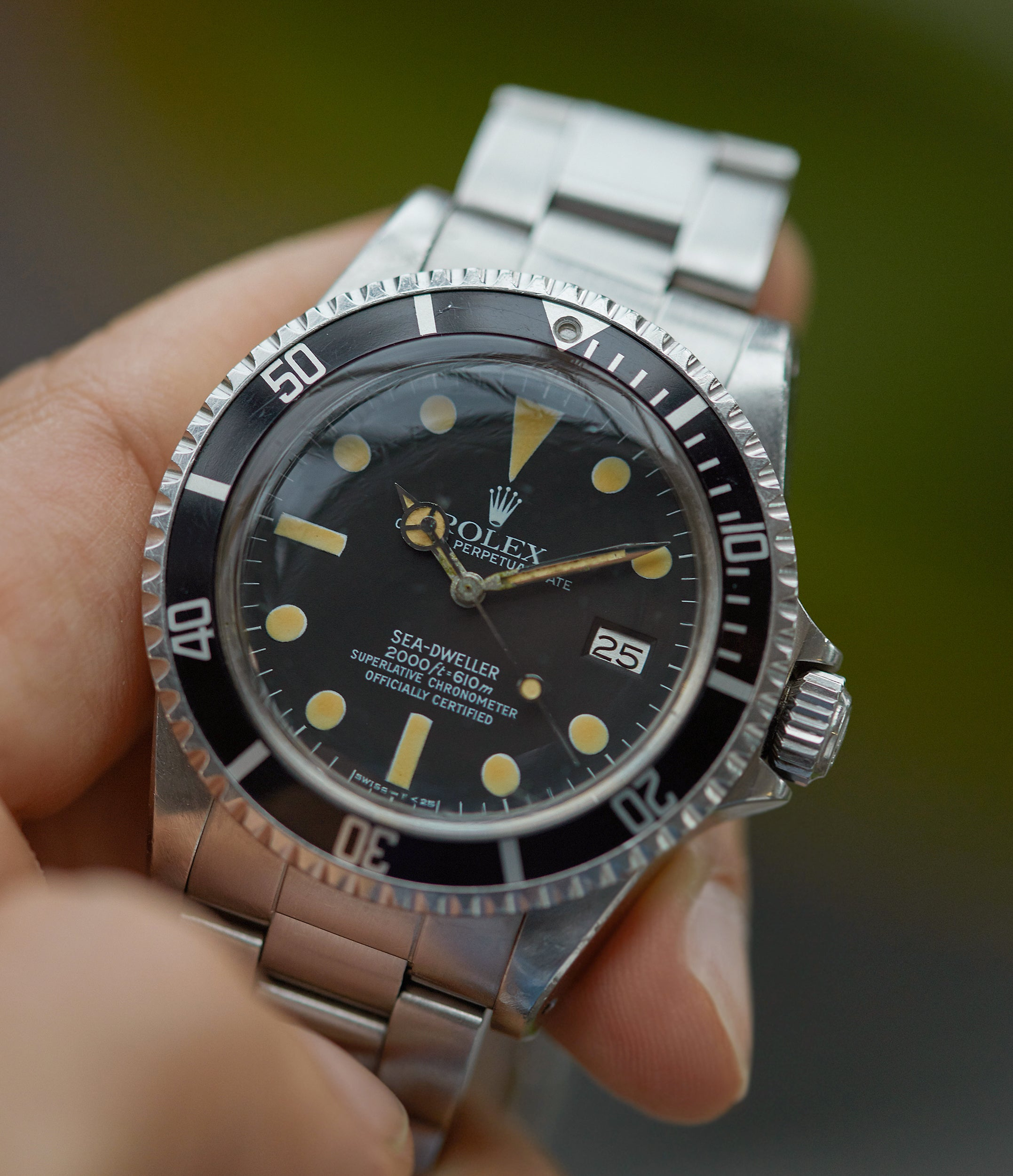 Sea-Dweller | 'Great White'