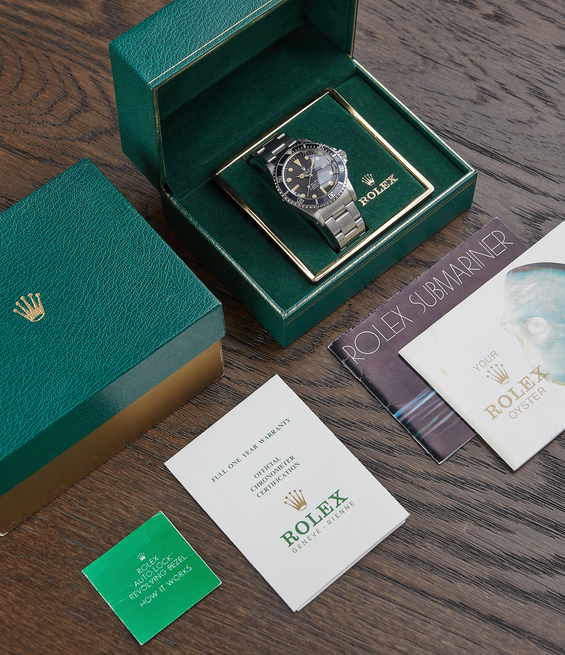 original box Buy Rolex Sea-Dweller Great White 1665 A Collected Man