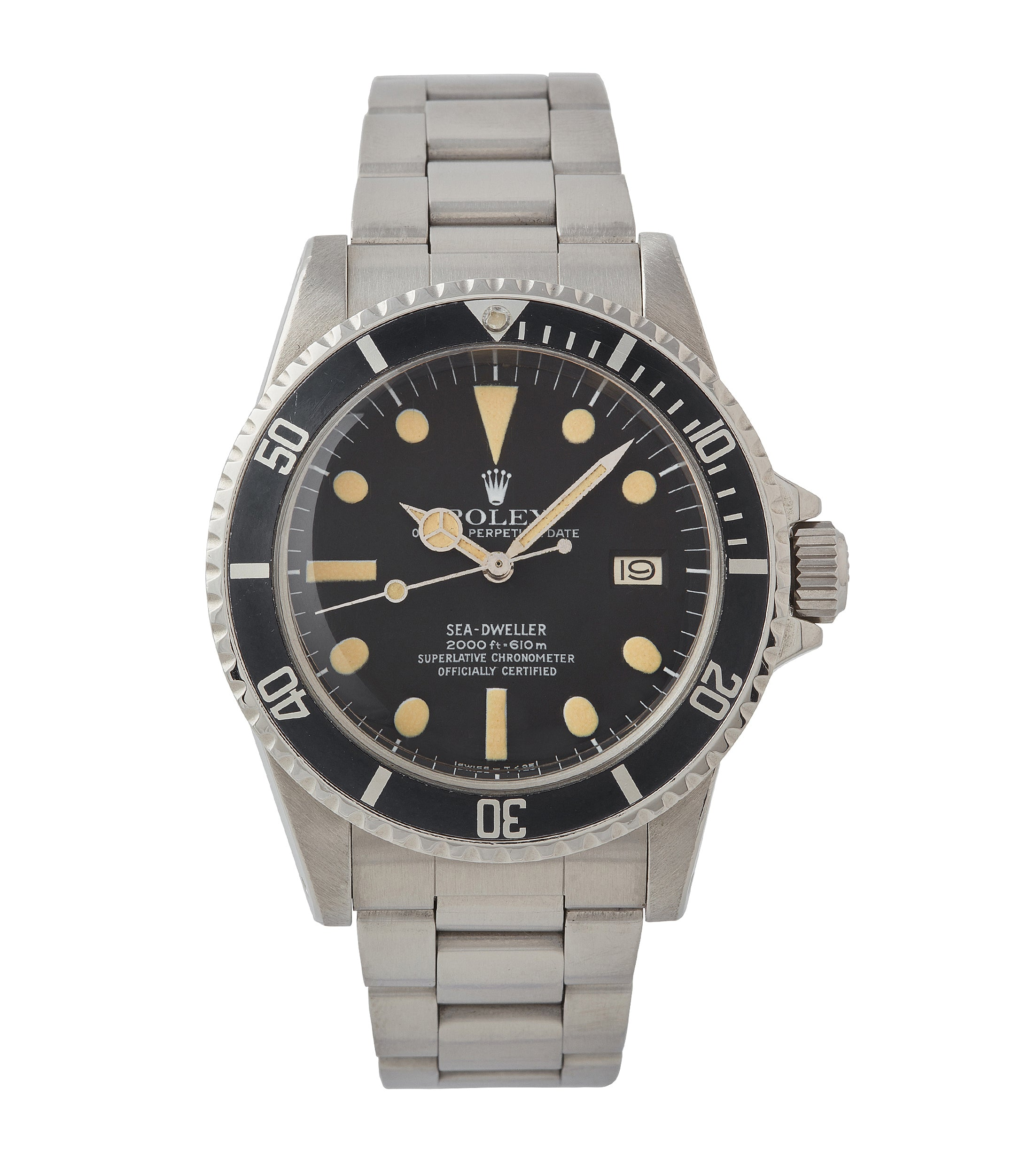 Buy Rolex Sea-Dweller Great White 1665