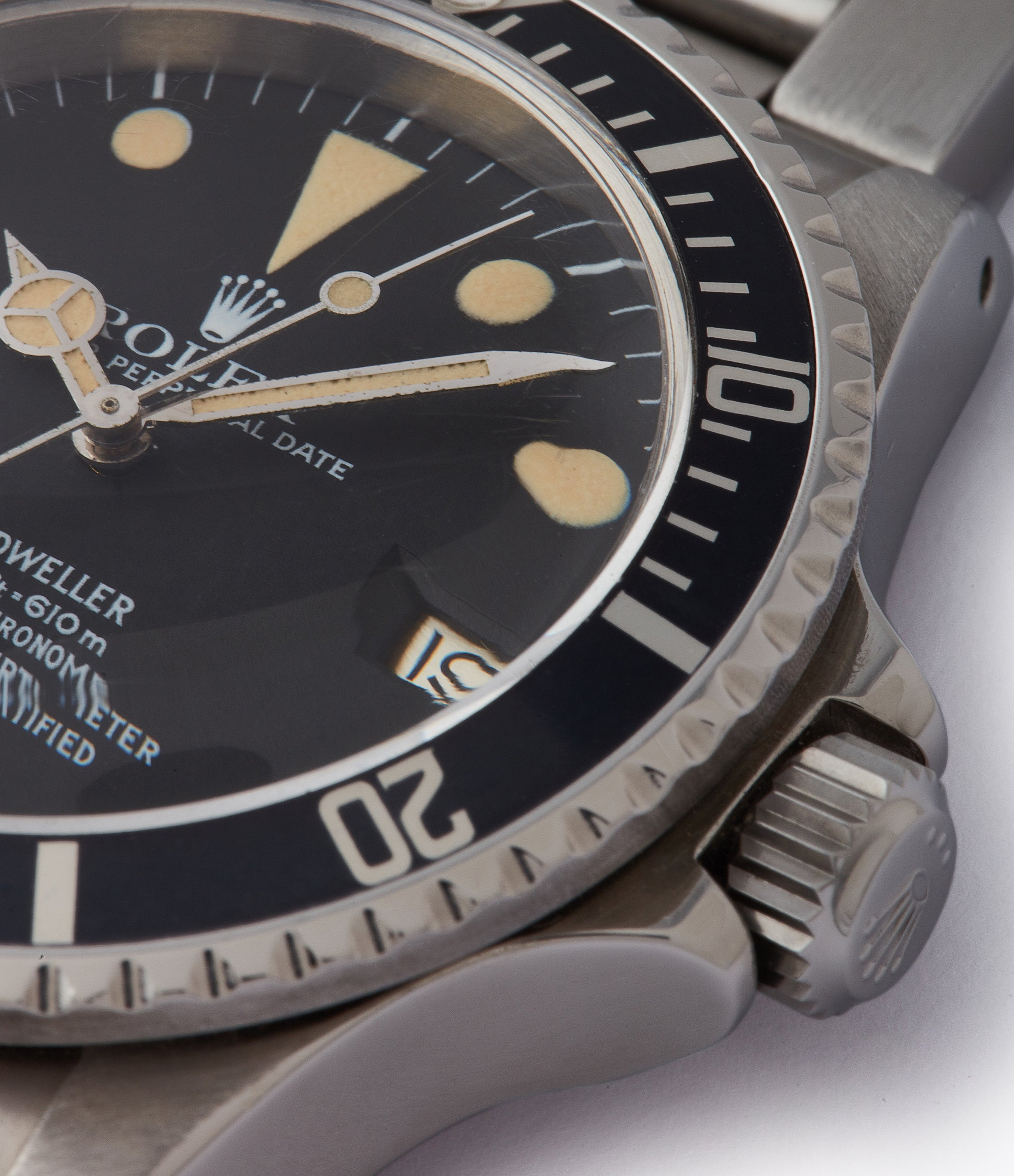 selling Rolex Sea-Dweller oyster Great White 1665 mechanical automatic