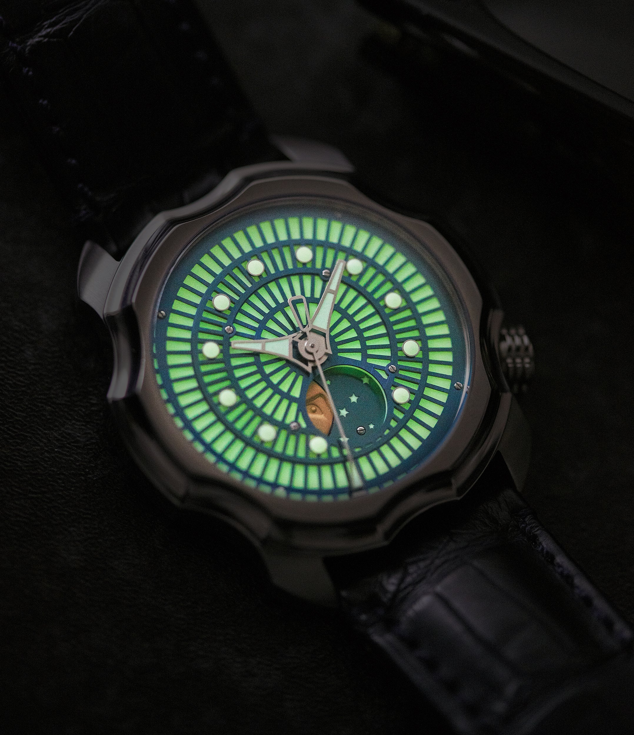 Korona K0 | Northern Lights | 46mm