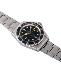for sale Tudor Submariner 7928 Oyster Prince Cal. 390 automatic sport watch at A Collected Man London online vintage watch specialist UK