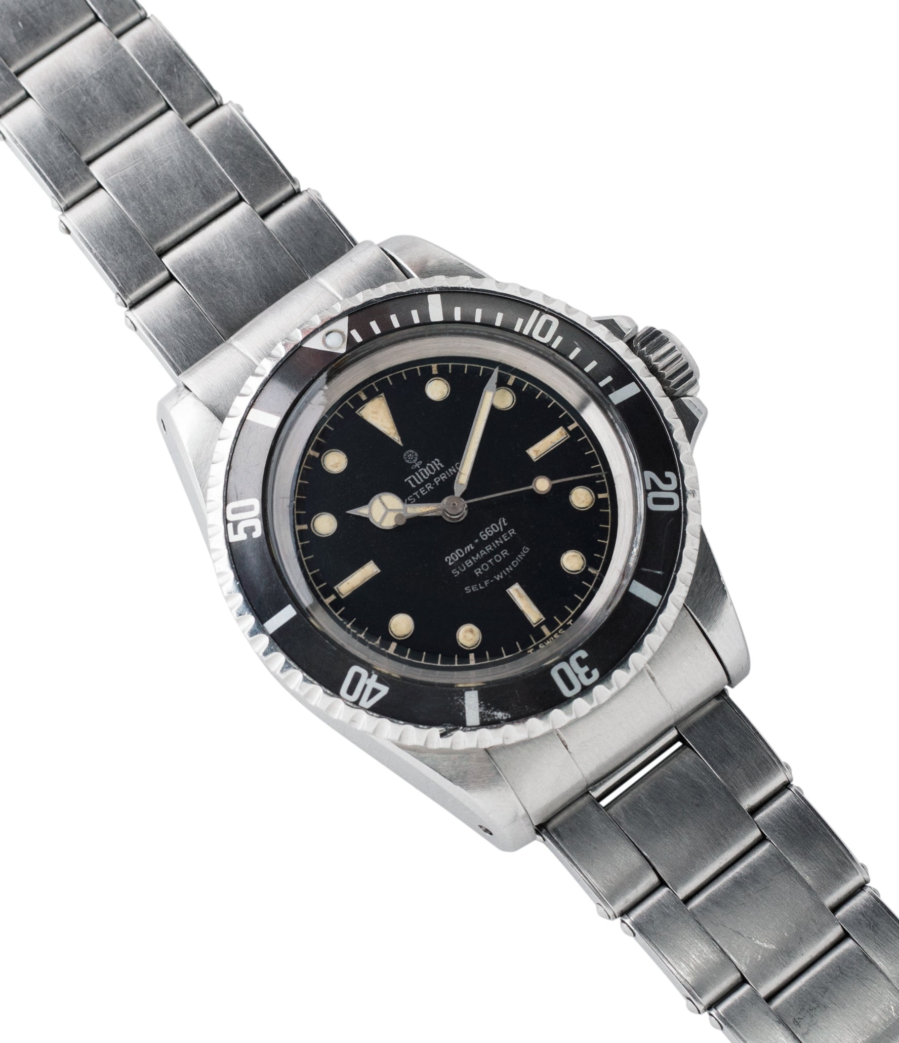 buy Tudor Submariner 7928 Oyster Prince Cal. 390 automatic sport watch at A Collected Man London online vintage watch specialist UK