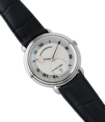 for sale Urban Jurgensen Big8 steel watch online at A Collected Man London specialist retailer of independent watchamkers