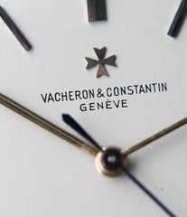 Vacheron Constantin Geneva 4217 time-only steel dress watch Cal. P454/3C for sale