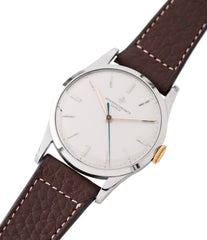 sell vintage Vacheron Constantin 4217 time-only steel dress watch Cal. P454/3C for sale