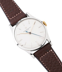buying vintage Vacheron Constantin 4217 time-only steel dress watch Cal. P454/3C for sale